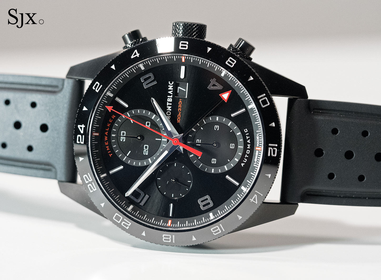 Montblanc TimeWalker Chronograph UTC-1