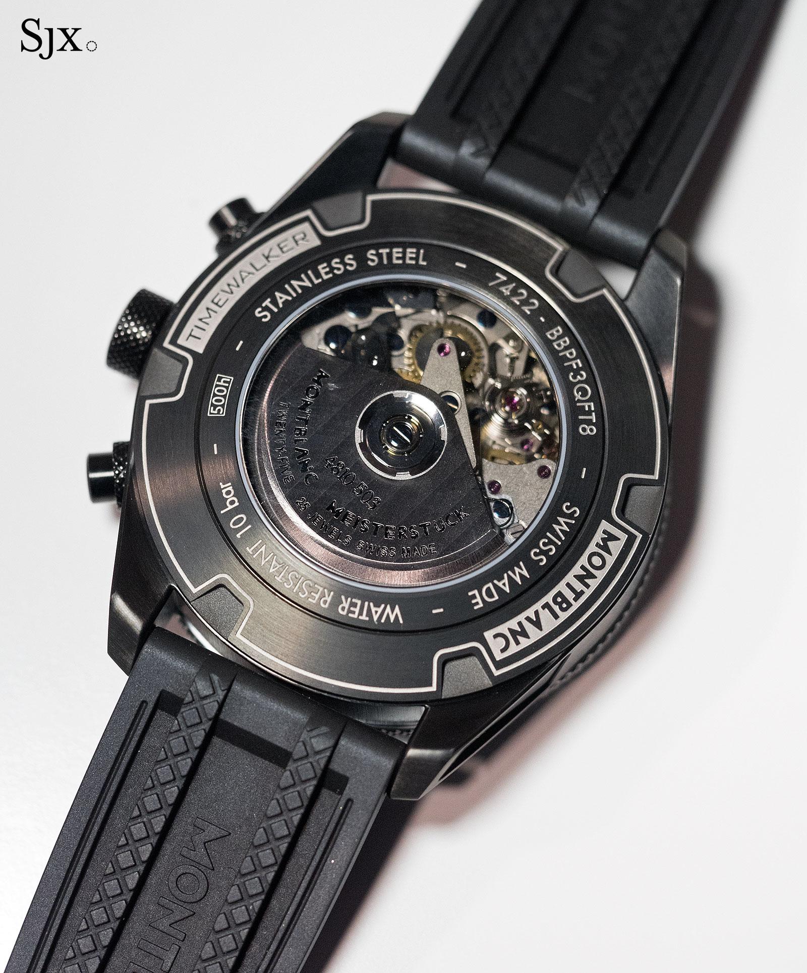 Montblanc TimeWalker Chronograph UTC-3