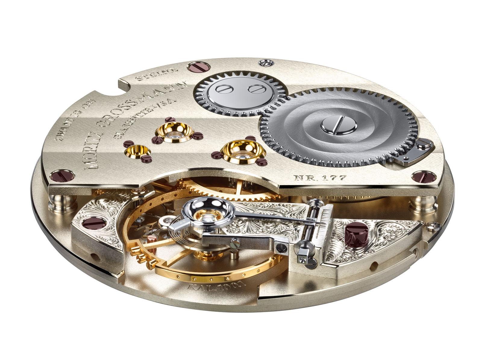 Moritz Grossmann Atum calibre 100.1