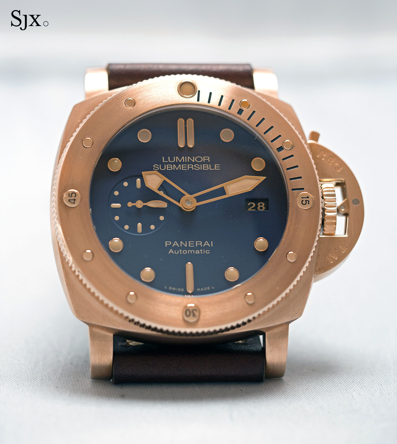 Panerai Luminor Submersible 1950 Bronzo PAM671-1