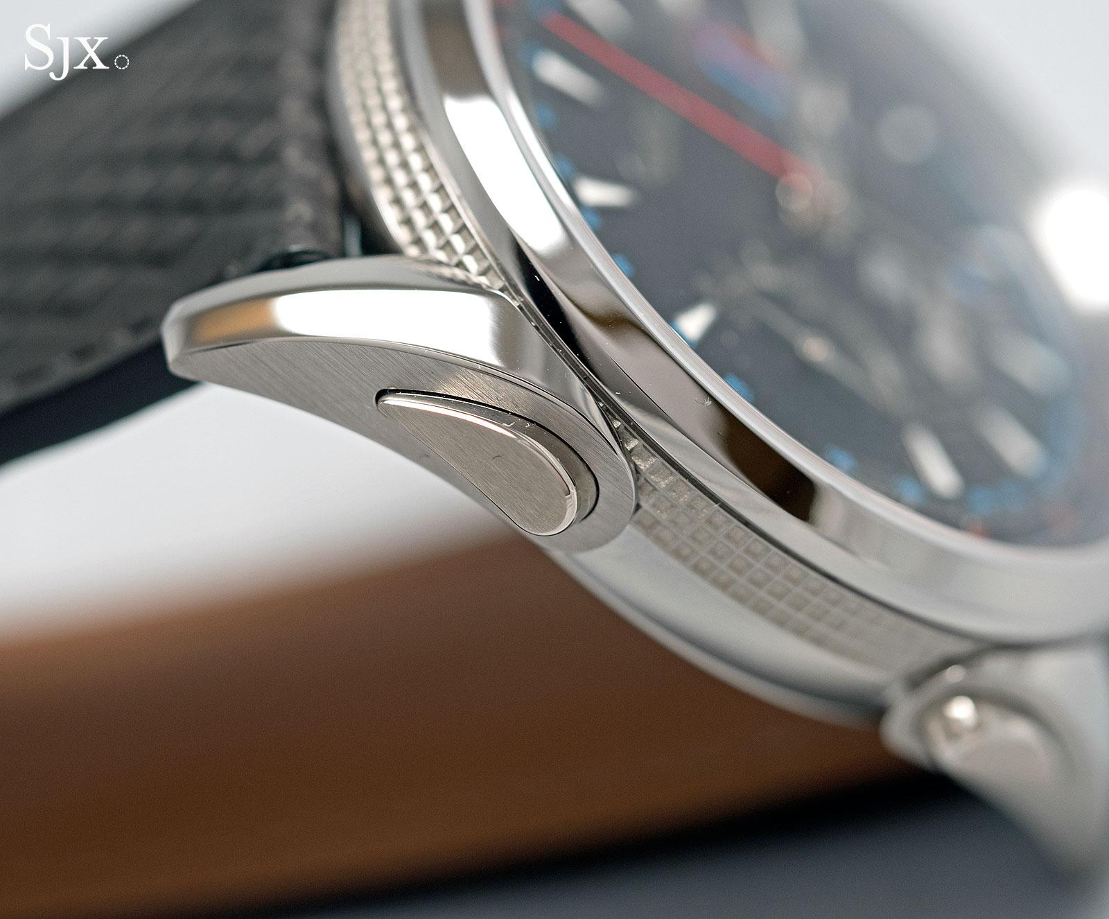 Parmigiani Bugatti Aerolithe watch 3