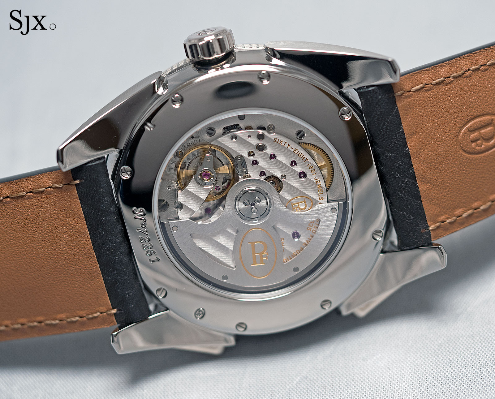 Parmigiani Bugatti Aerolithe watch 4