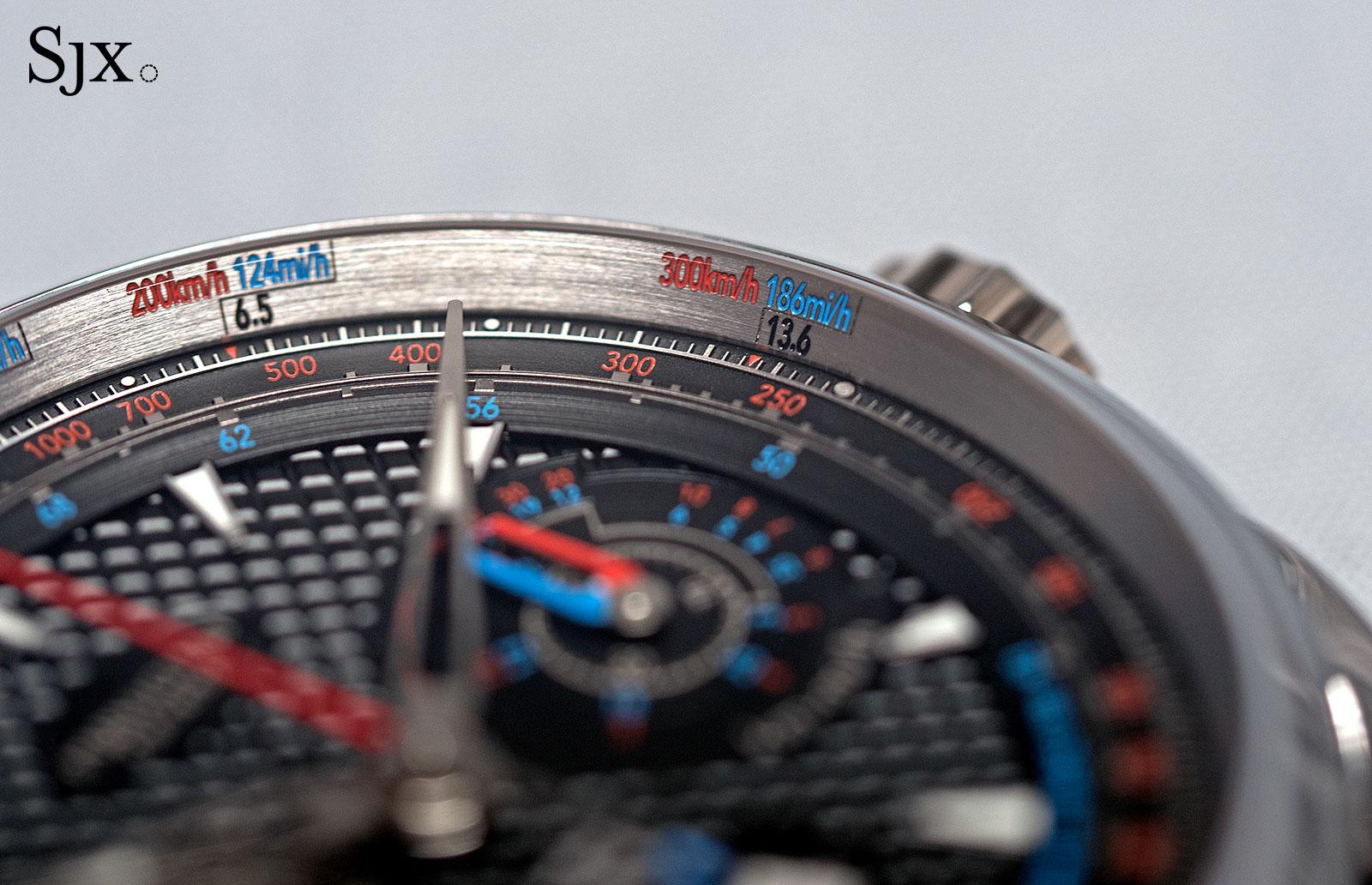 Parmigiani Bugatti Aerolithe watch 5
