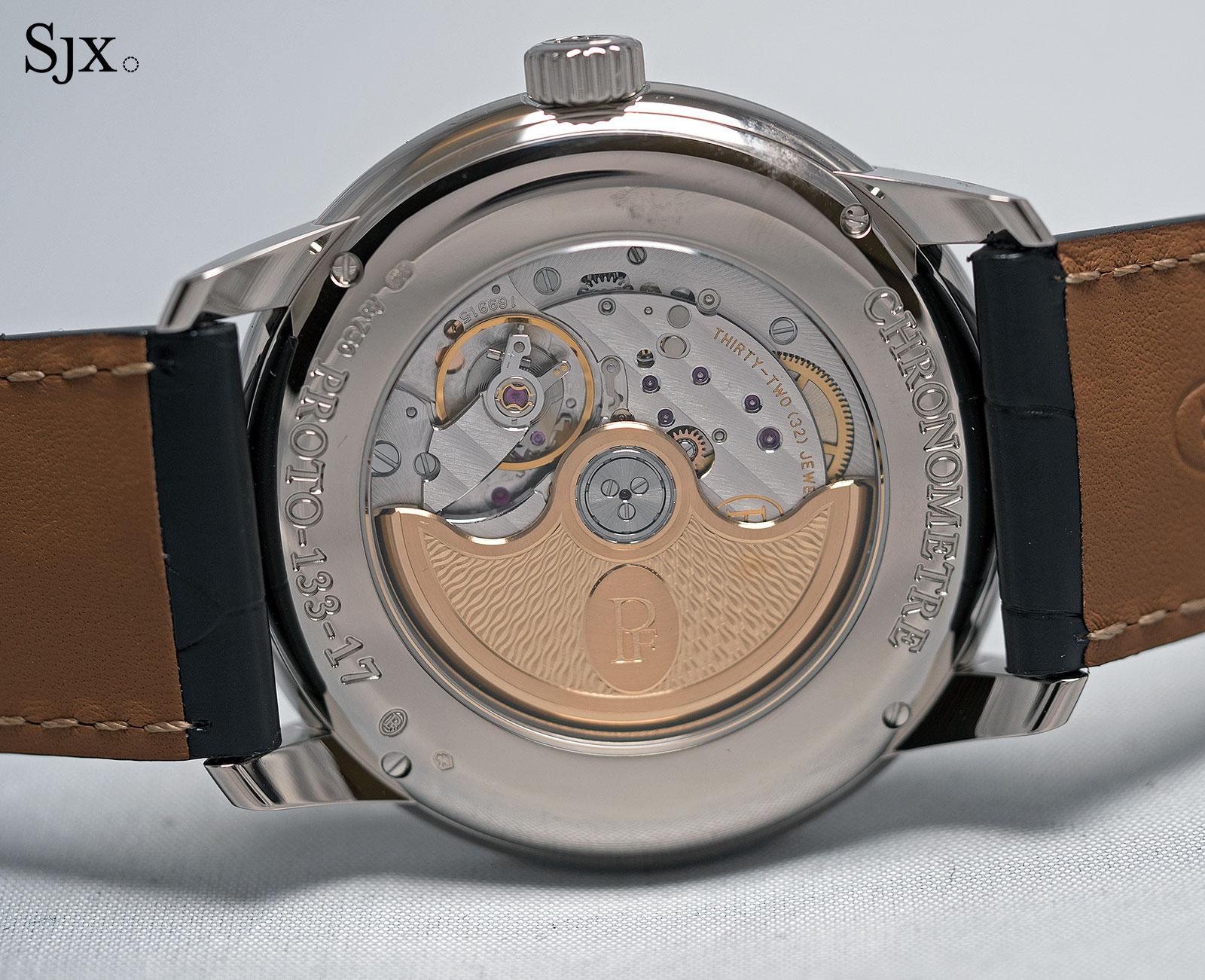 Parmigiani Toric Chronometre 4