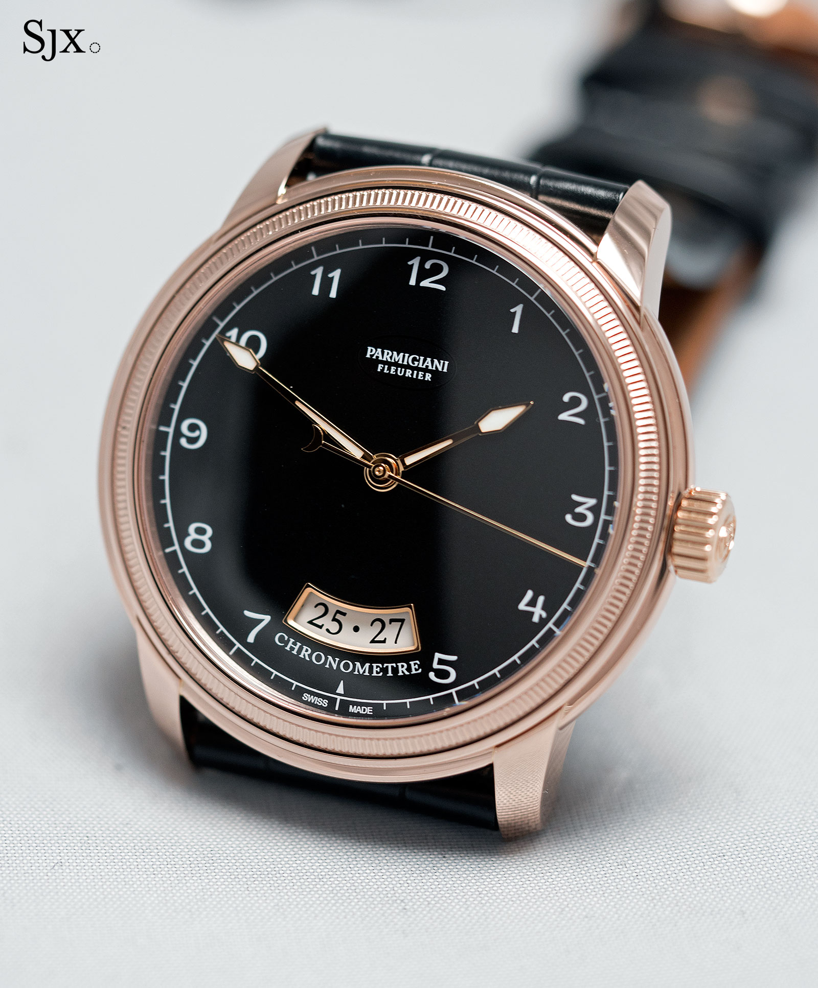 Parmigiani Toric Chronometre 6