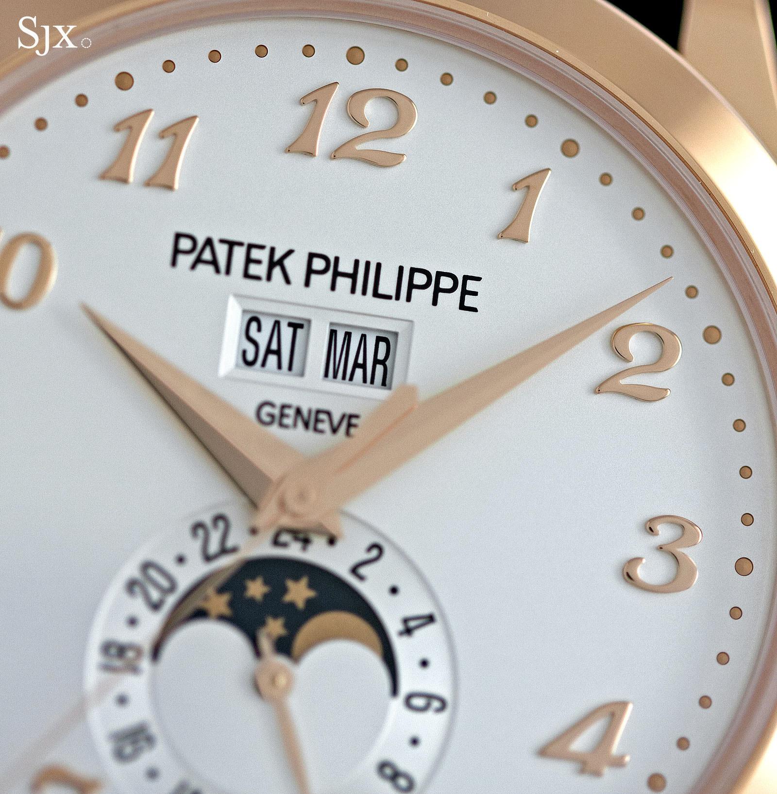 Patek Philippe annual calendar ref. 5396G-012.1