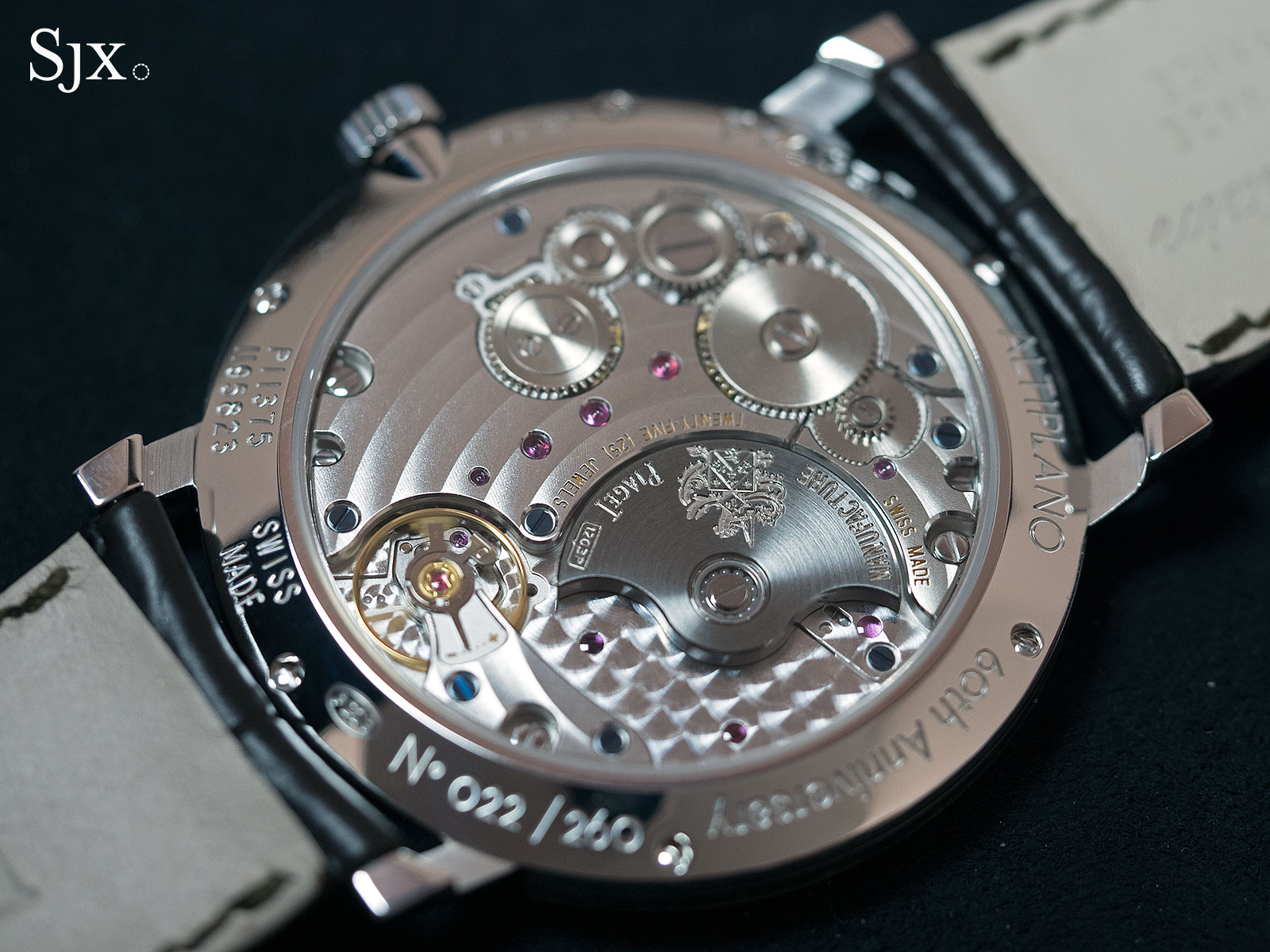 Piaget Altiplano 60th Anniversary 40mm