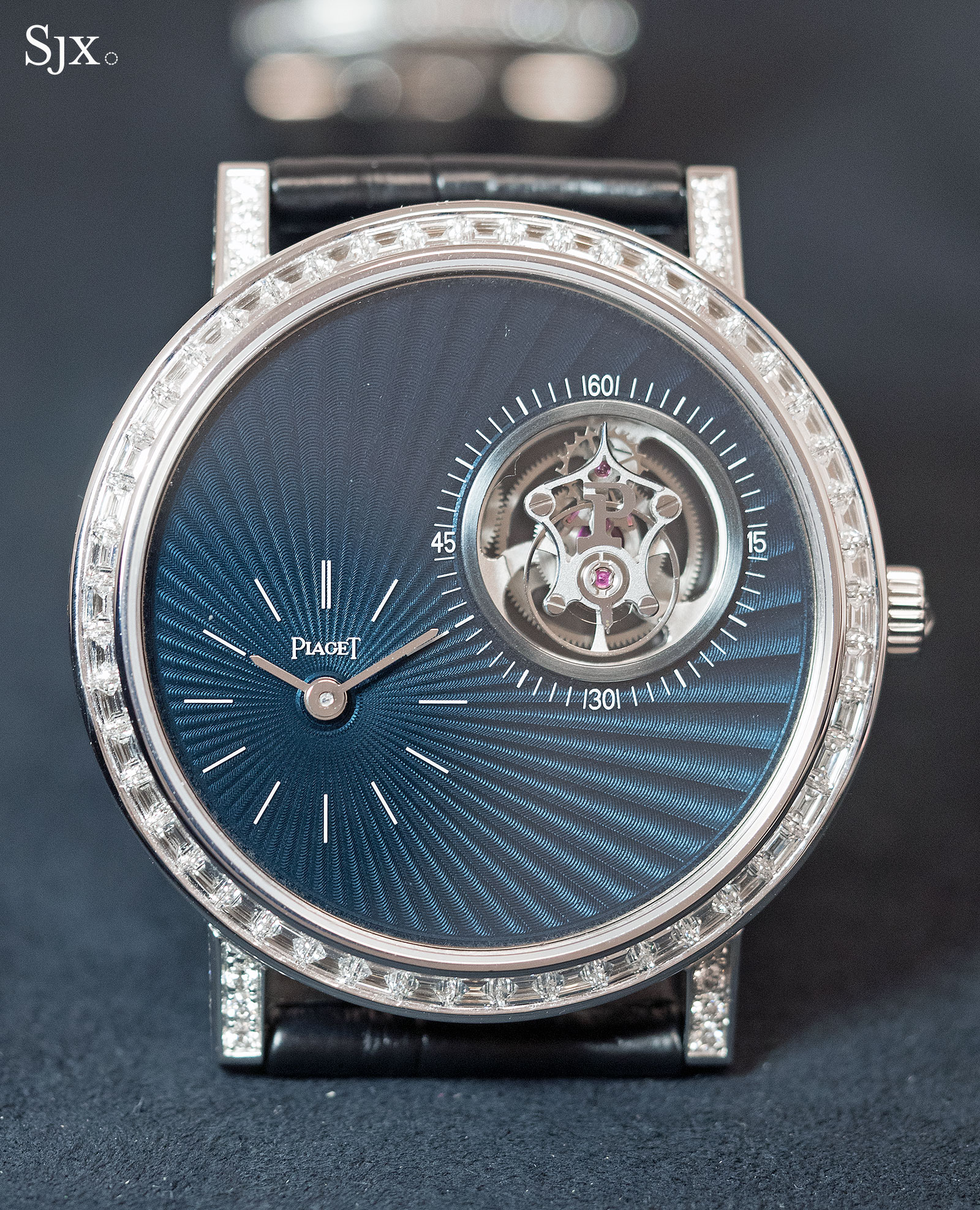 Piaget Altiplano 60th Anniversary Tourbillon High Jewellery 1