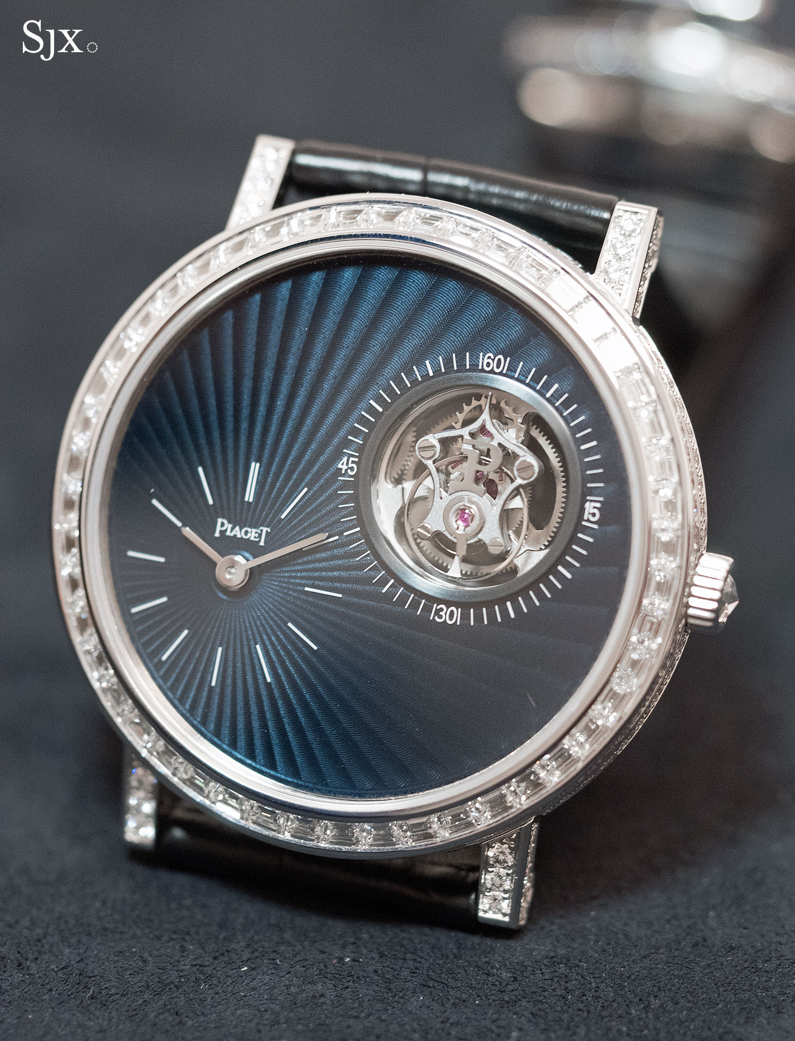 Piaget Altiplano 60th Anniversary Tourbillon High Jewellery 2