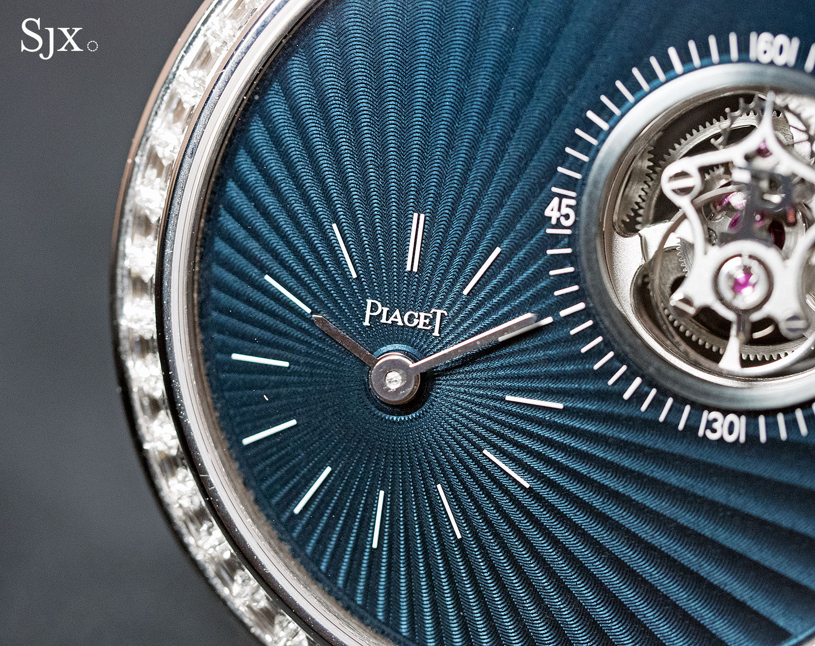 Piaget Altiplano 60th Anniversary Tourbillon High Jewellery 3