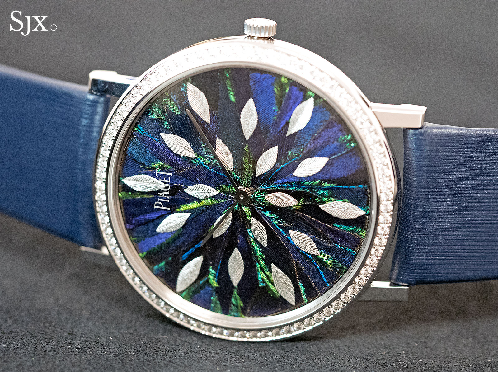 Piaget Altiplano Feather Marquetry 38mm 4