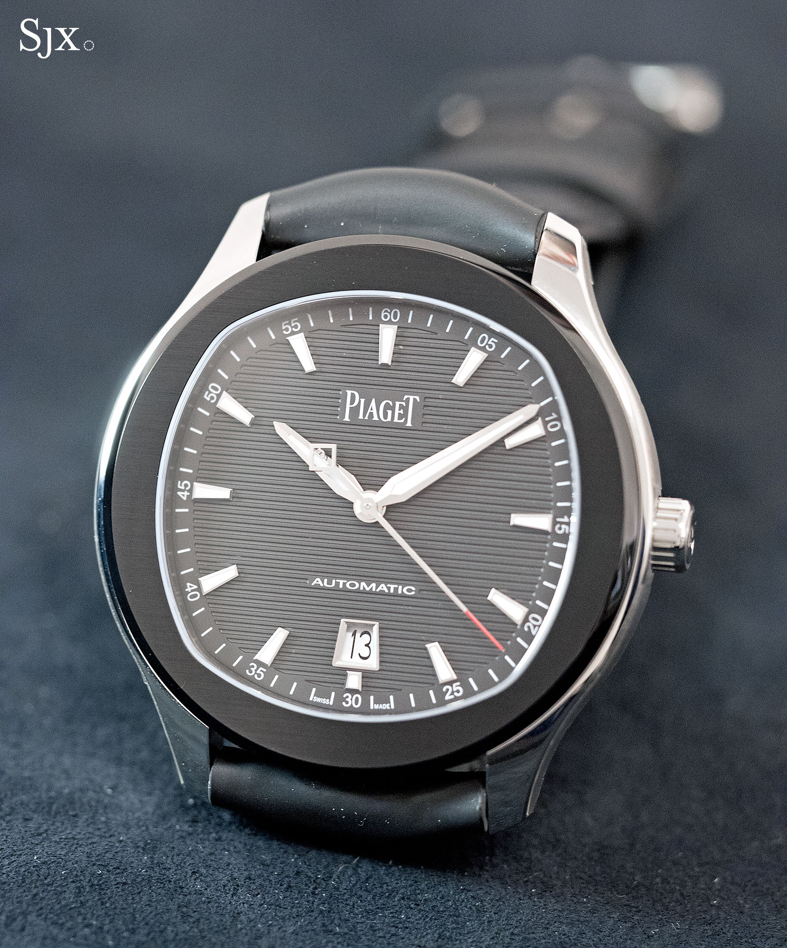 Piaget Polo S Black ADLC-1
