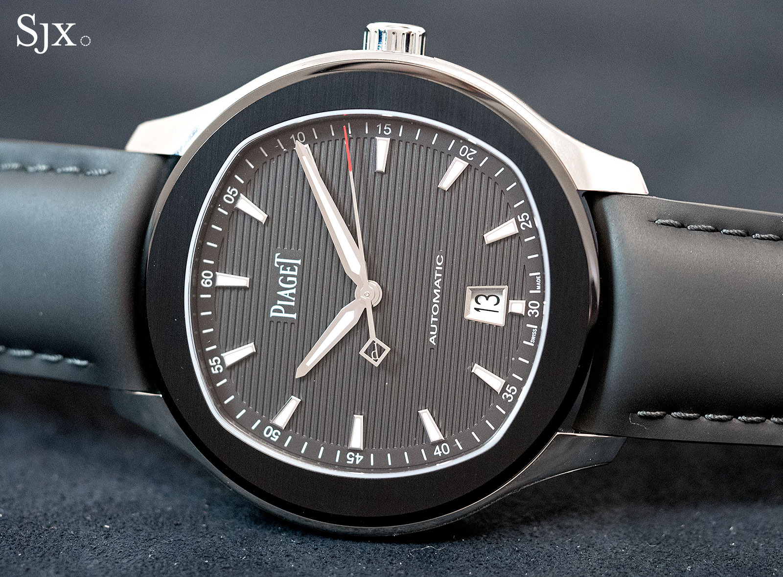Piaget Polo S Black ADLC-2
