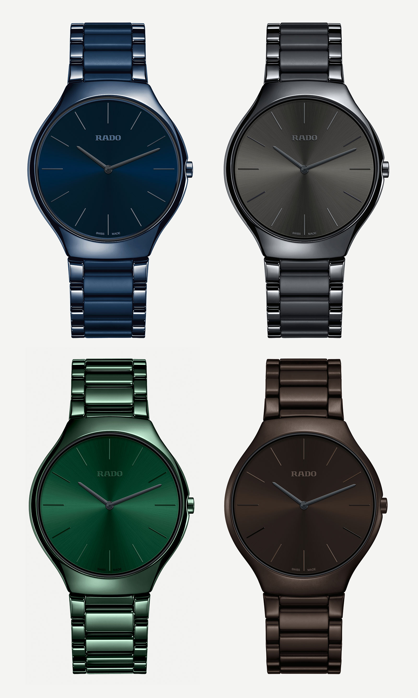 Rado True Thinline Colours 3