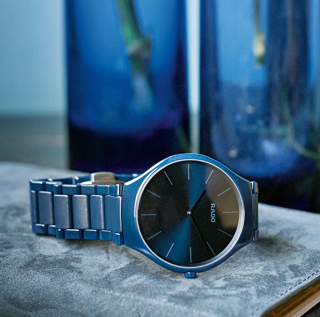 Introducing The Rado True Thinline Colours An Ultra Thin