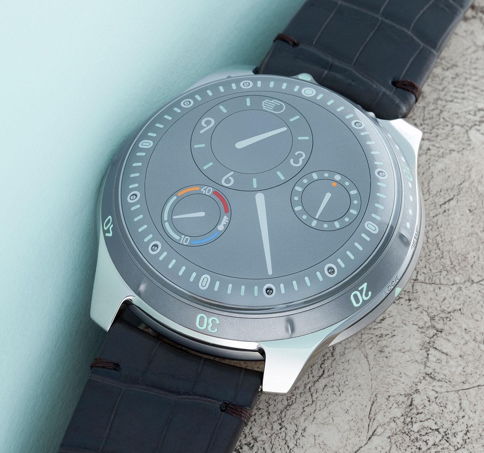 Ressence Type 5G Grey 4