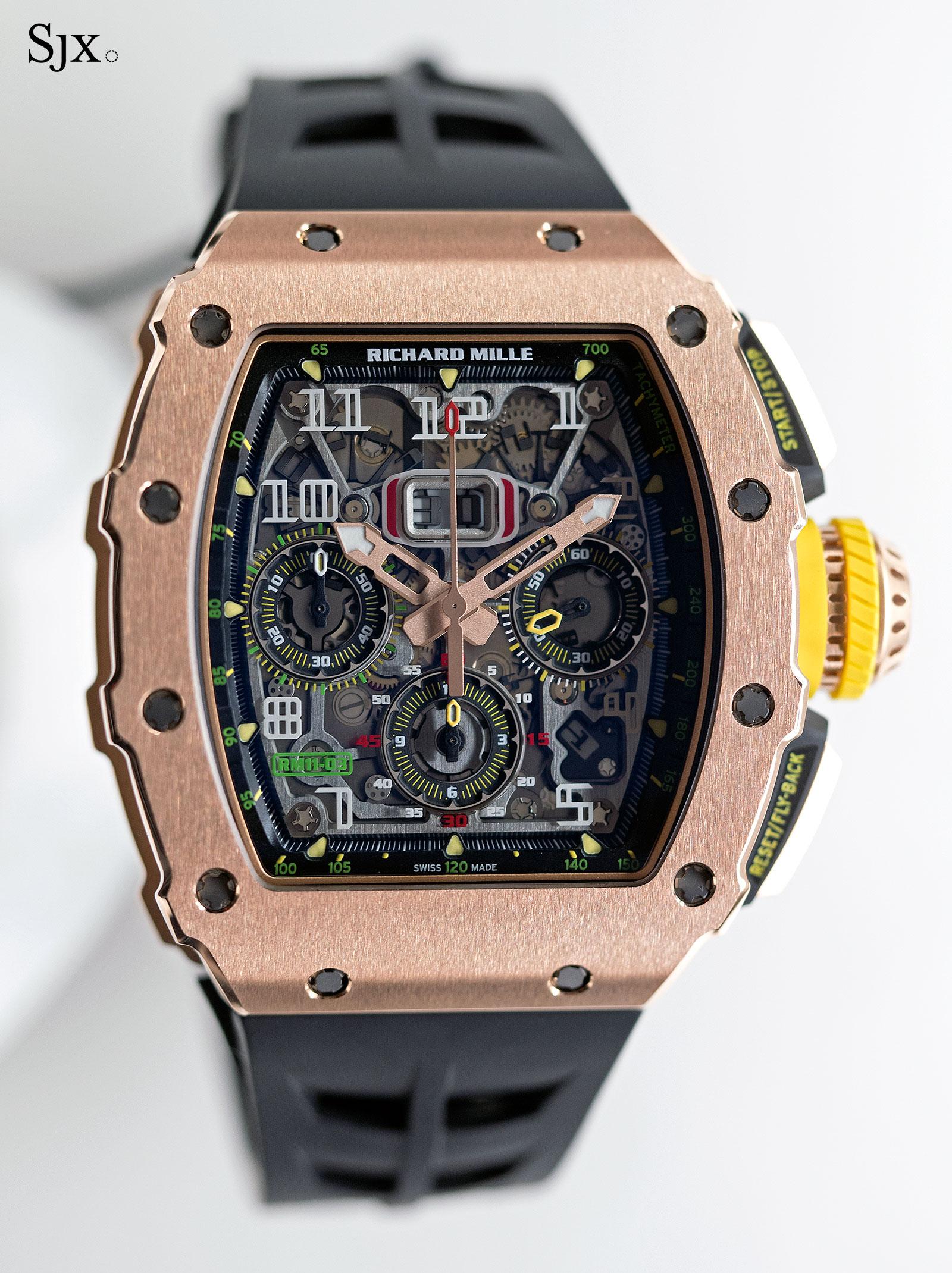 Richard Mille RM 11-03 RG-1