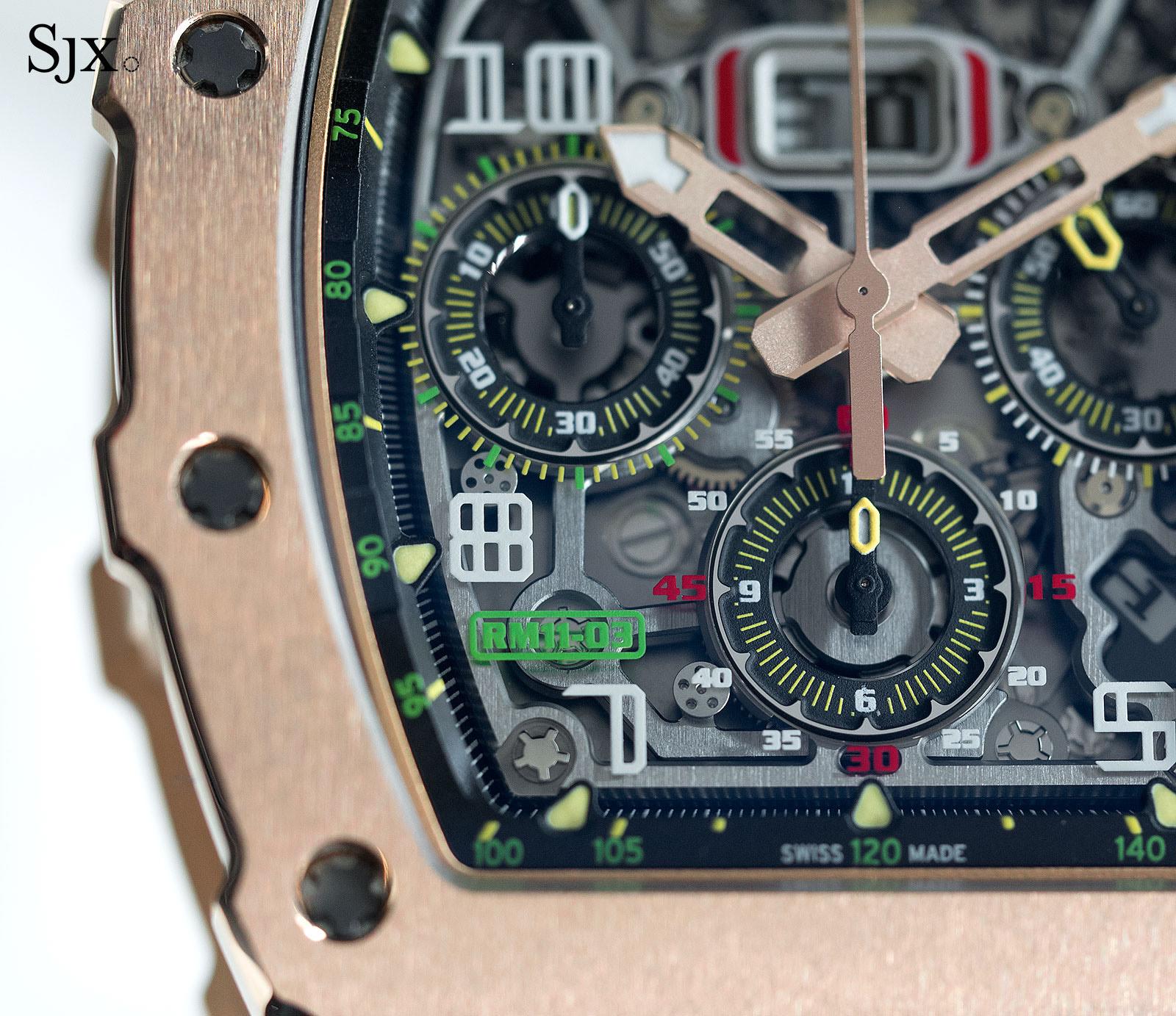 Richard Mille RM 11-03 RG-2