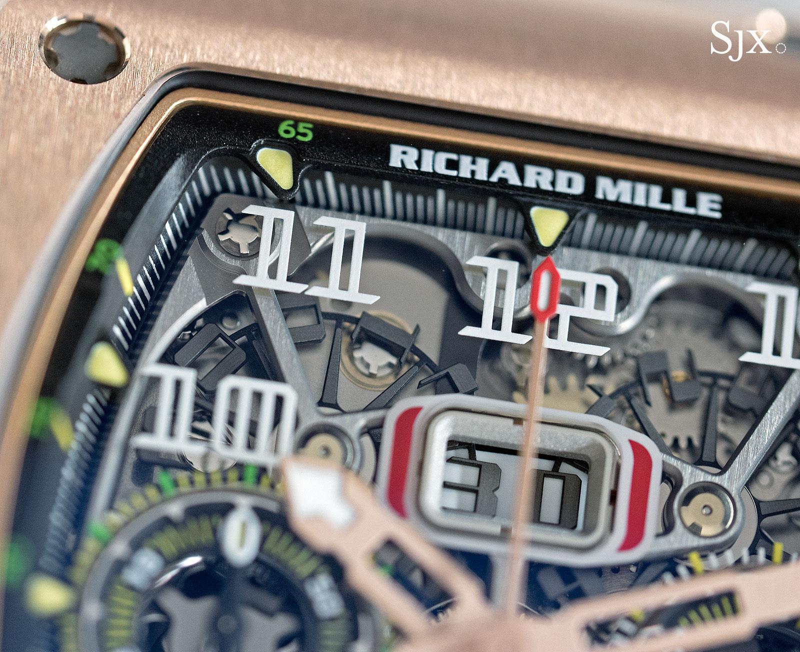 Richard Mille RM 11-03 RG-4