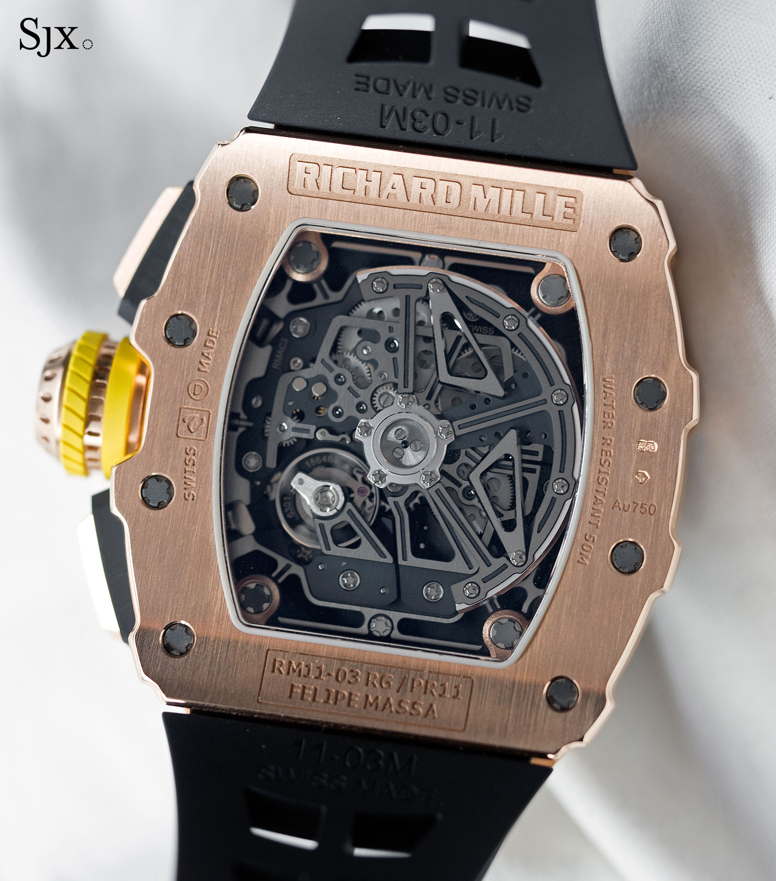 Richard Mille RM 11-03 RG-5