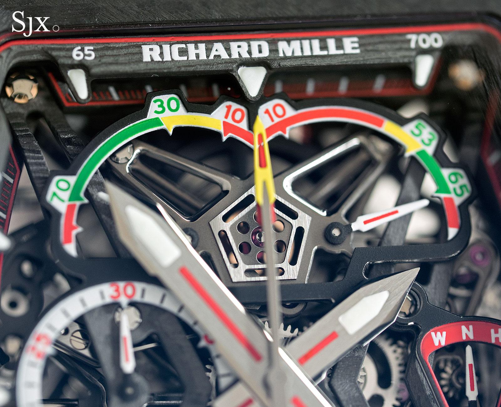 Richard Mille RM 50-03 McLaren F1 -3