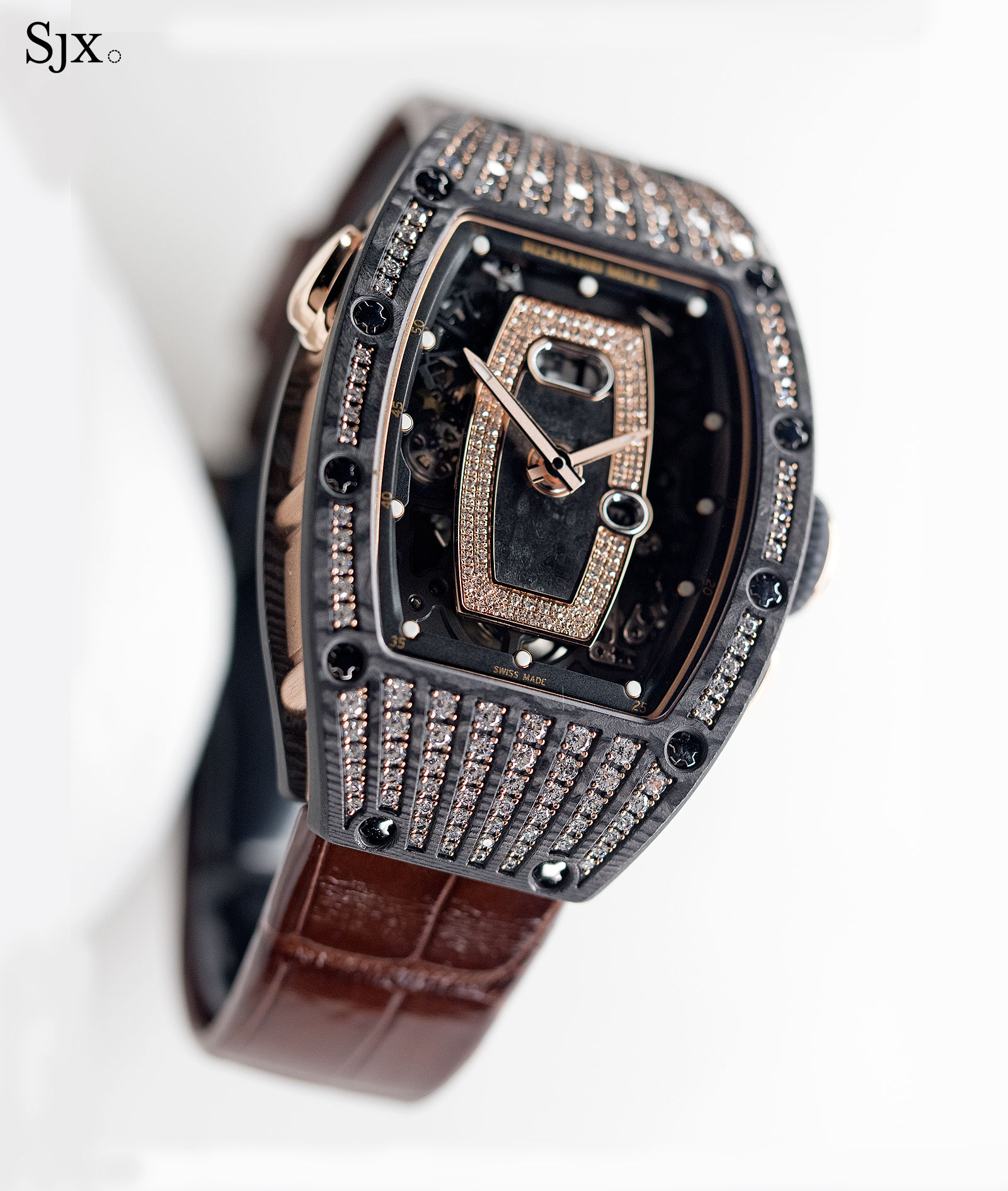 Richard Mille RM037 NTPT gem-set