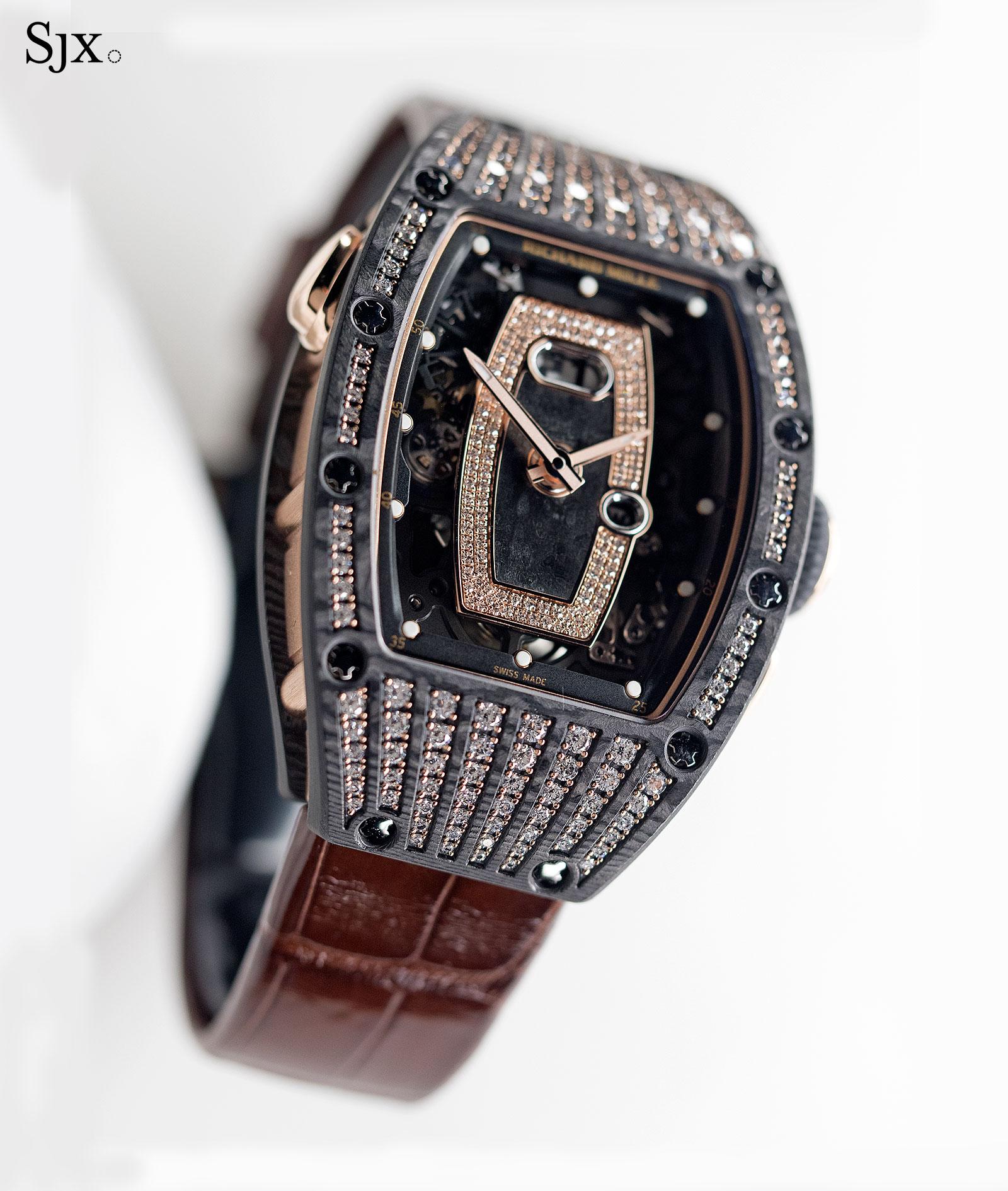 Richard Mille RM037 NTPT gem-set