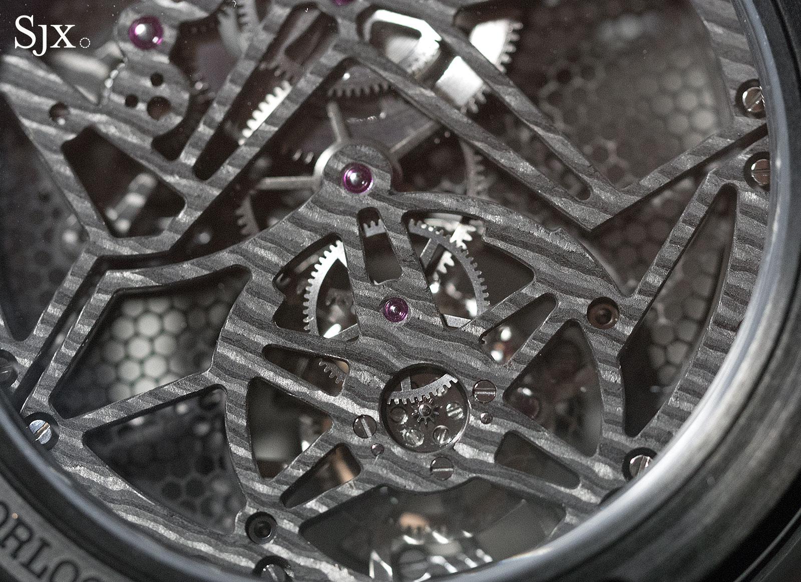 Roger Dubuis Excalibur Spider Carbon 5