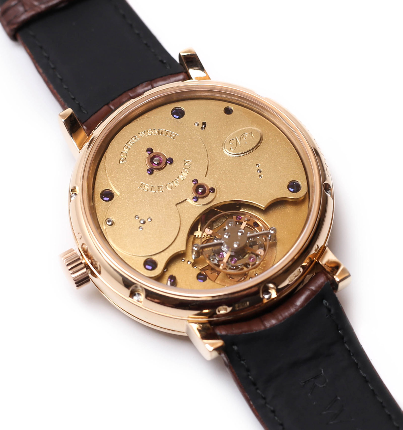 Roger Smith Tourbillon no.1-3