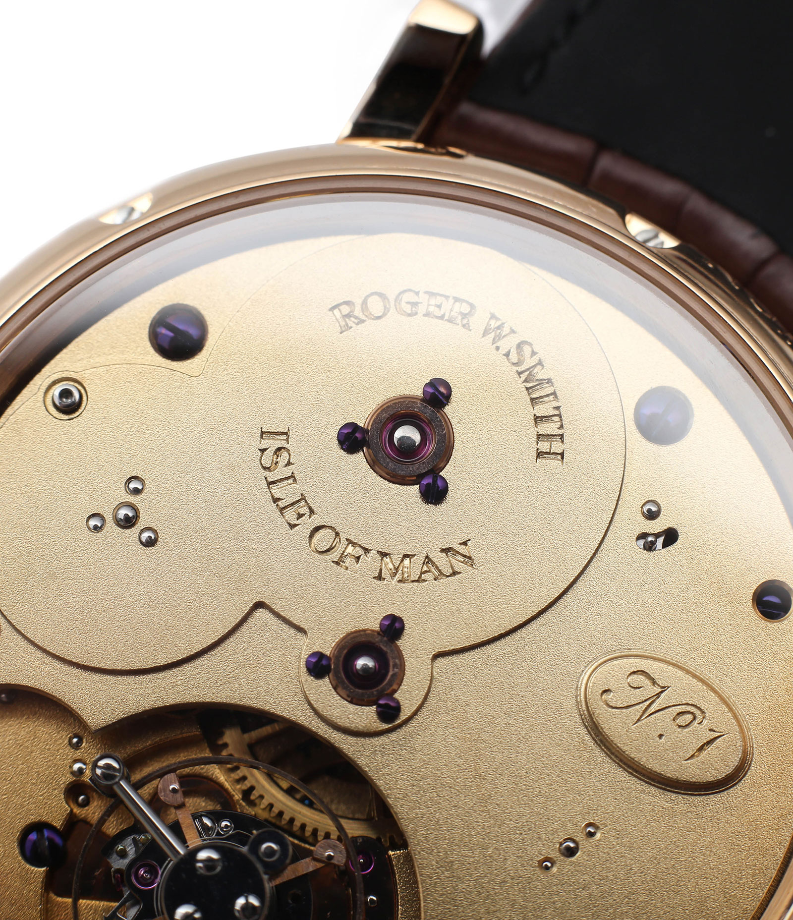 Roger Smith Tourbillon no.1-4