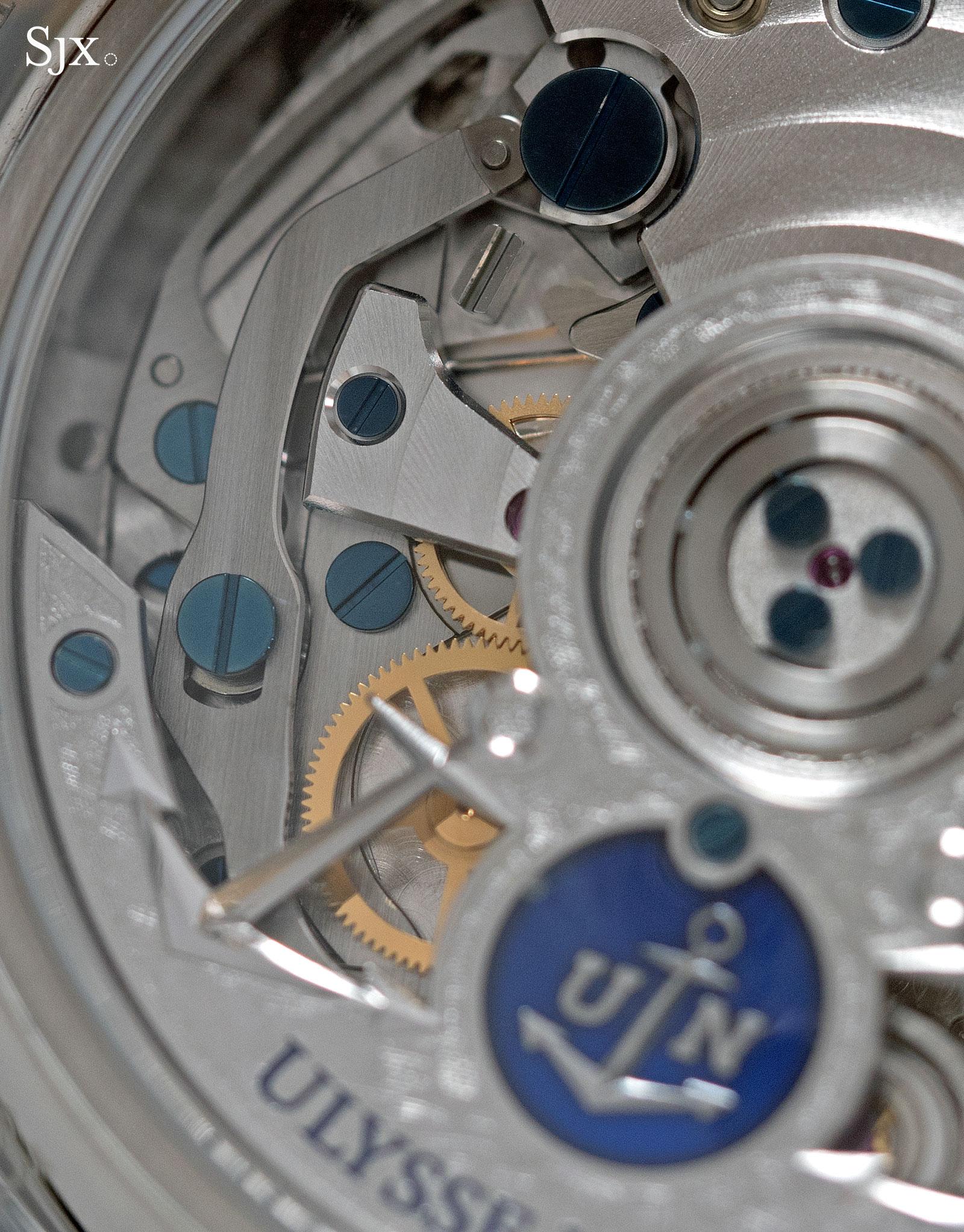 Ulysse Nardin Marine Chronograph Annual Calendar Manufacture-4