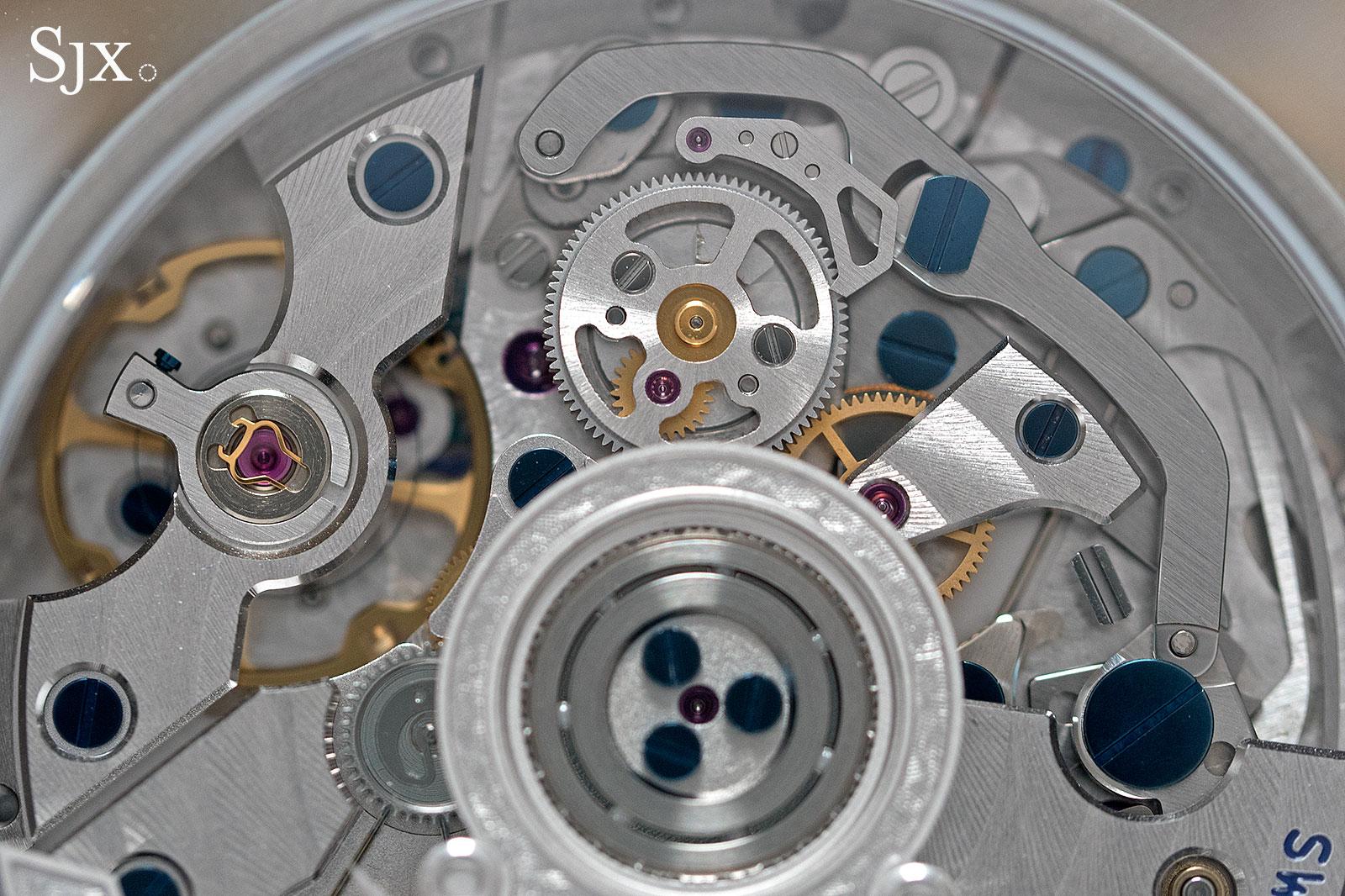 Ulysse Nardin Marine Chronograph Manufacture Regatta enamel 4