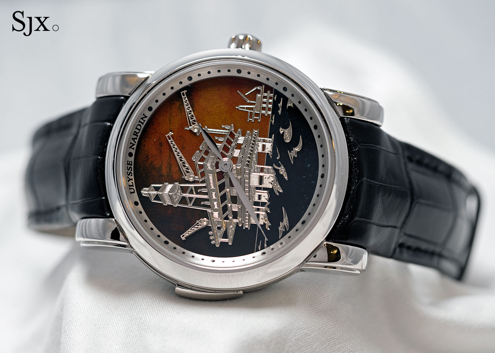 Ulysse Nardin North Sea Minute Repeater 1