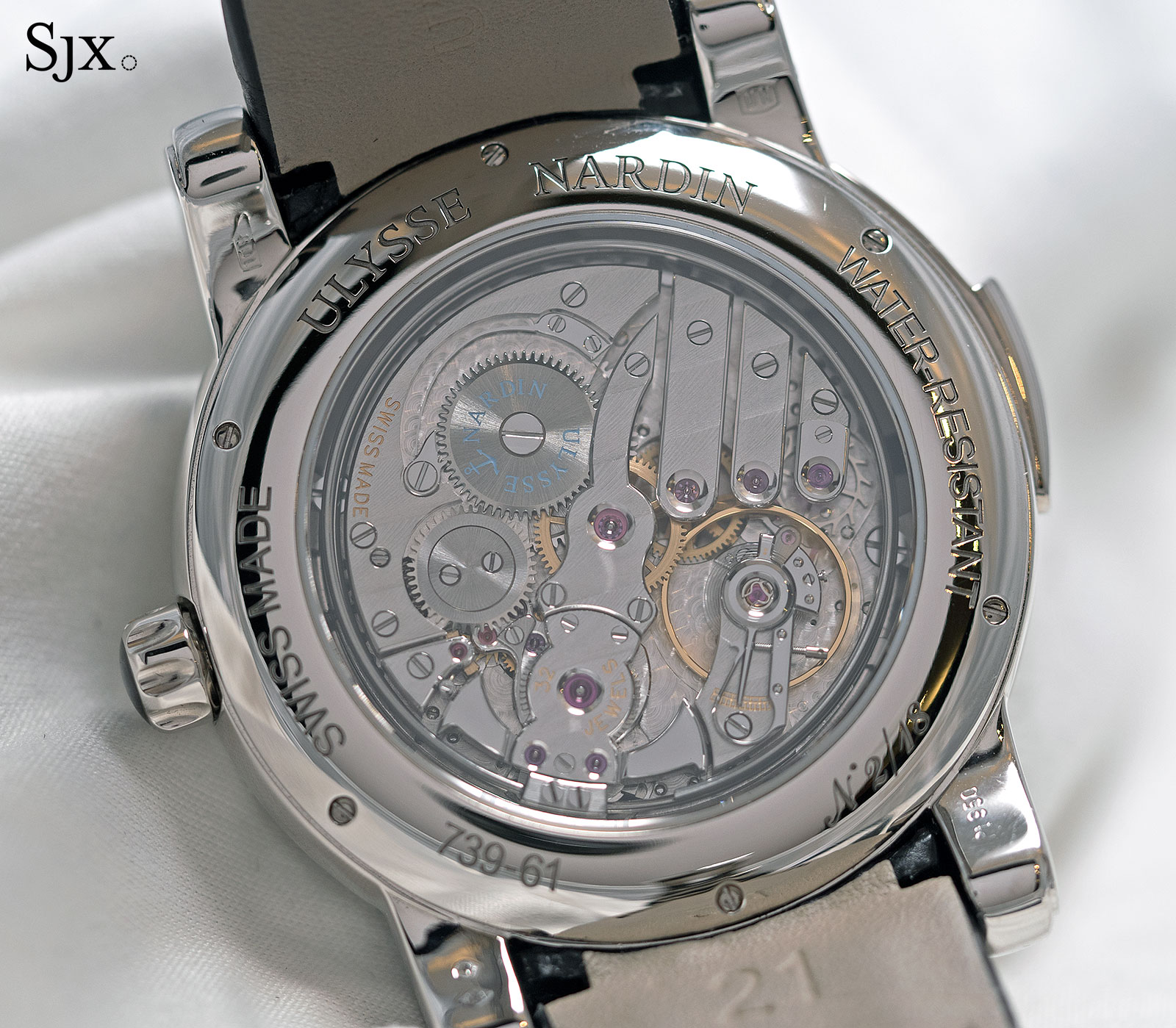 Ulysse Nardin North Sea Minute Repeater 3