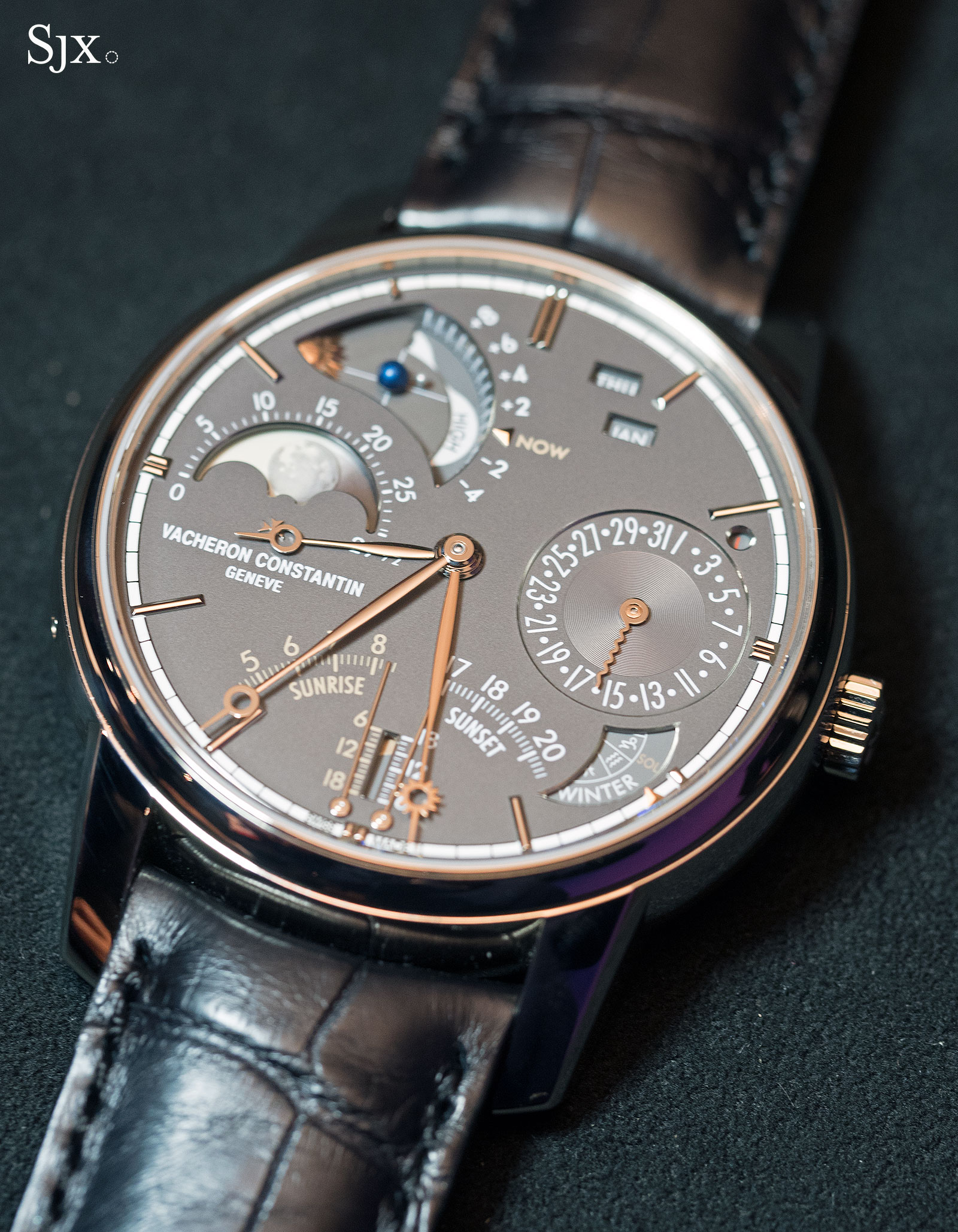 Vacheron Constantin Celestia Astronomical Grand Complication 1