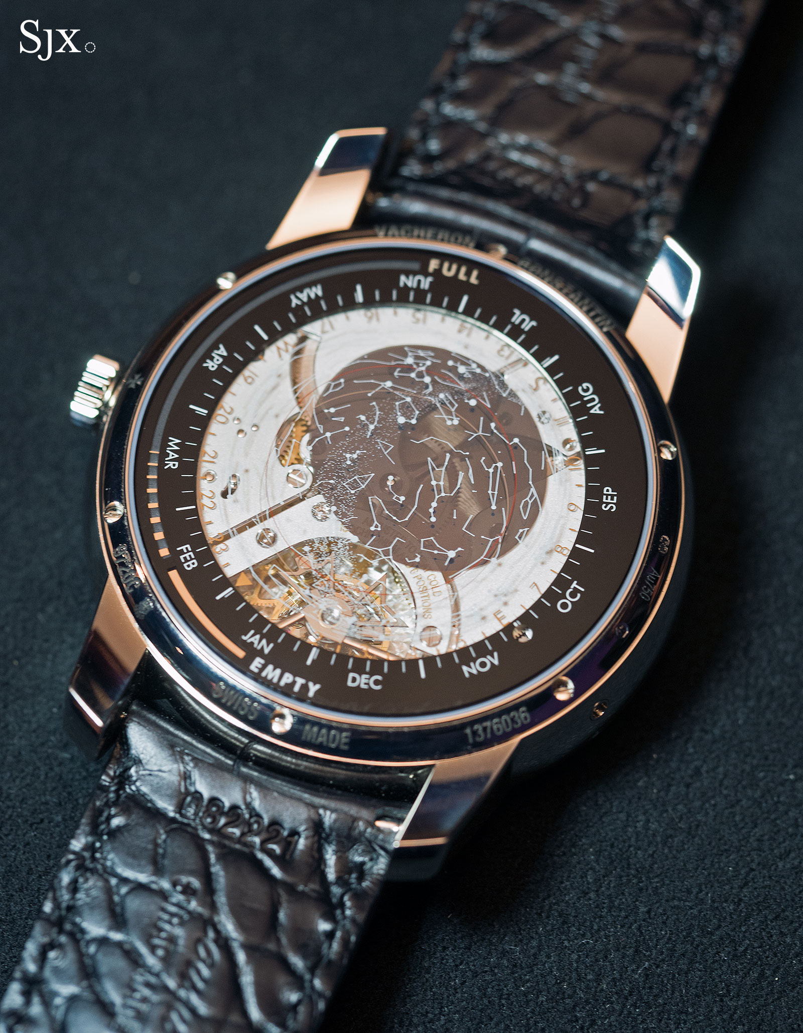 Vacheron Constantin Celestia Astronomical Grand Complication 2