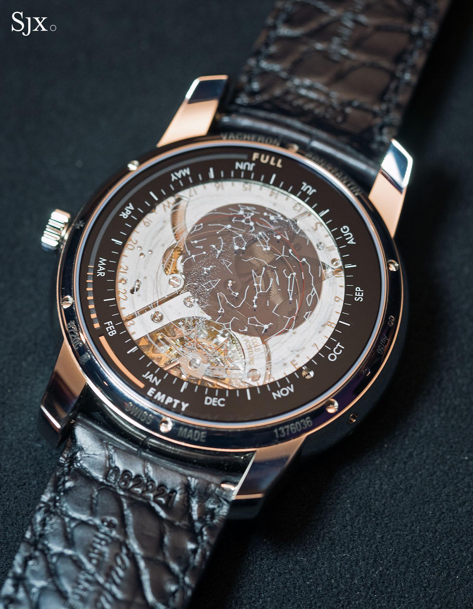 Vacheron Constantin Celestia Astronomical Grand Complication 2