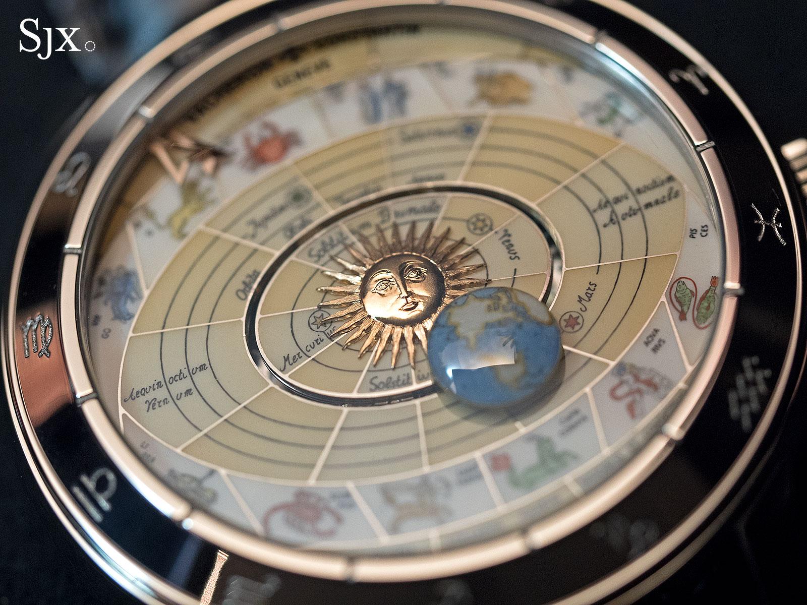 Vacheron Constantin Copernicus grand feu enamel 1