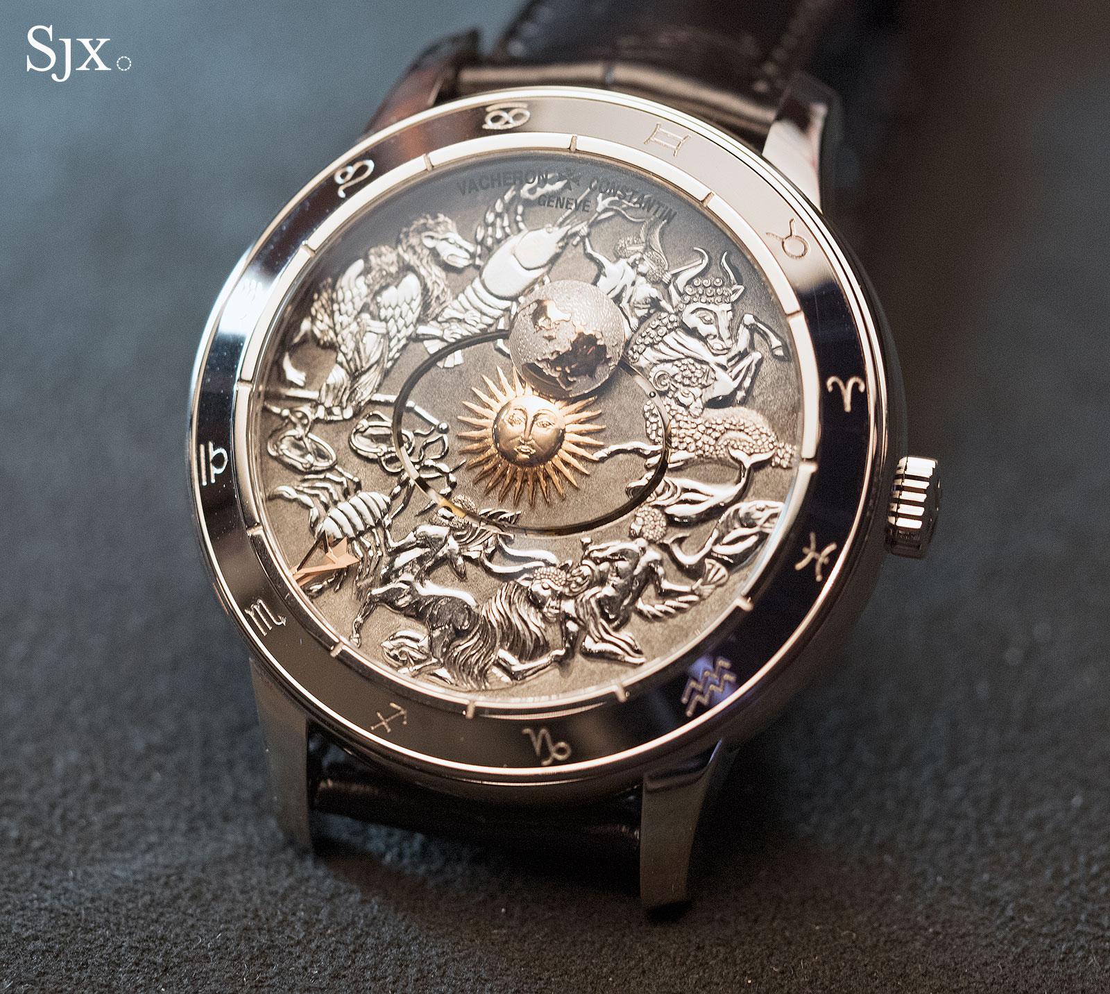 Vacheron Constantin Copernicus hand engraved 1
