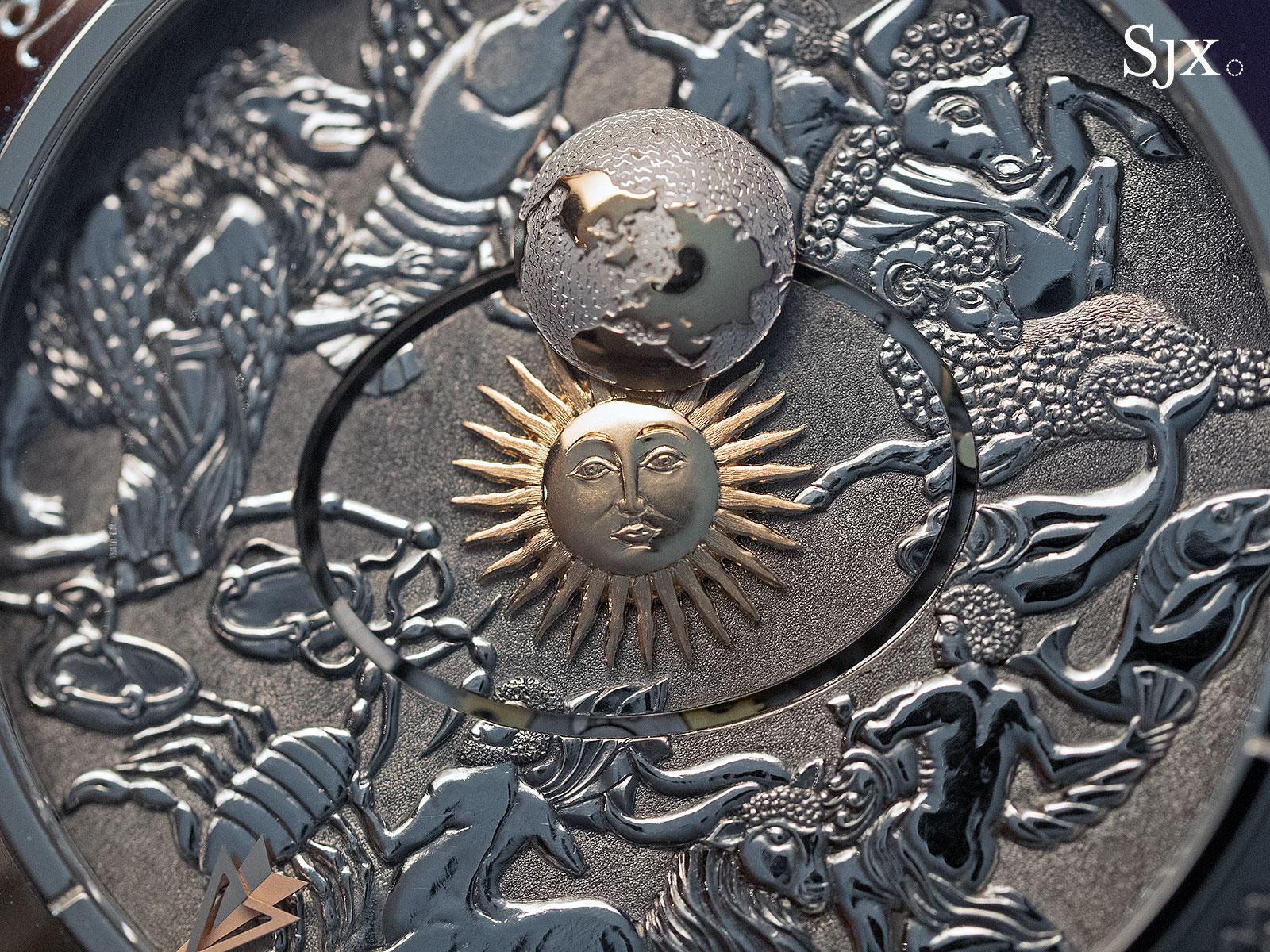 Vacheron Constantin Copernicus hand engraved 2