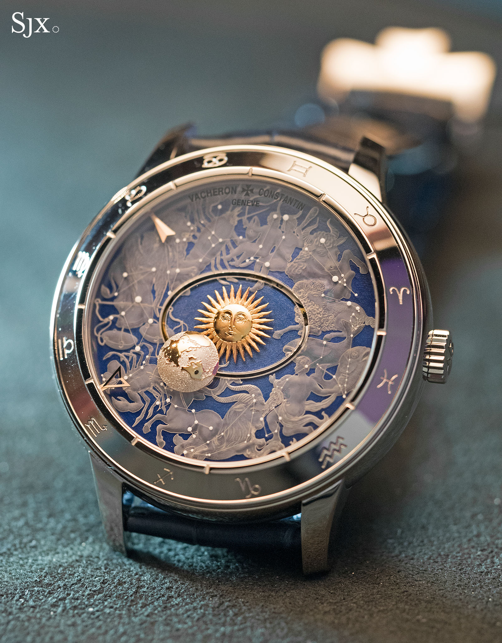 Vacheron Constantin Copernicus sapphire 1