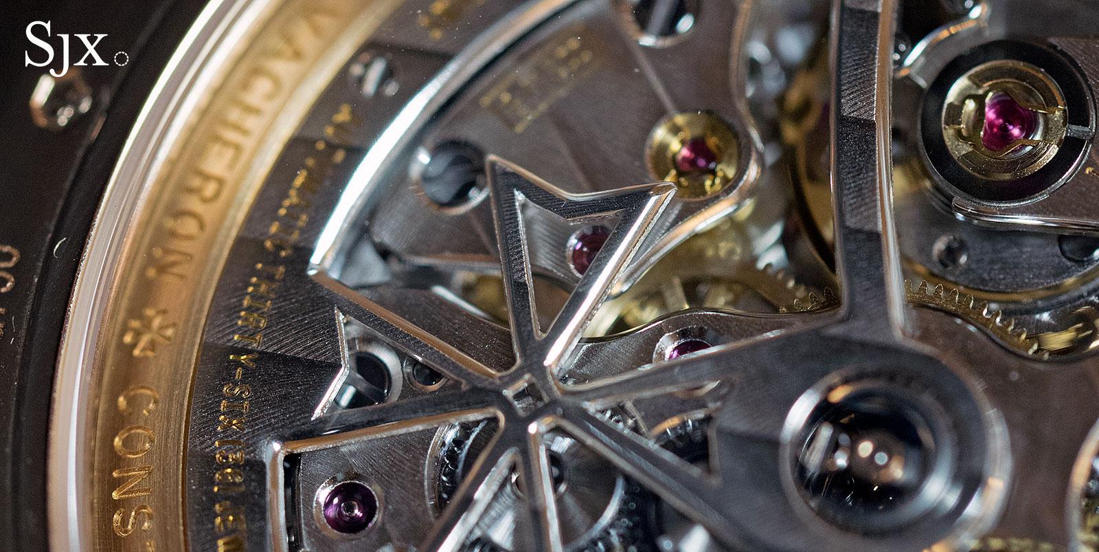 Vacheron Constantin Patrimony Perpetual Calendar grey dial 2