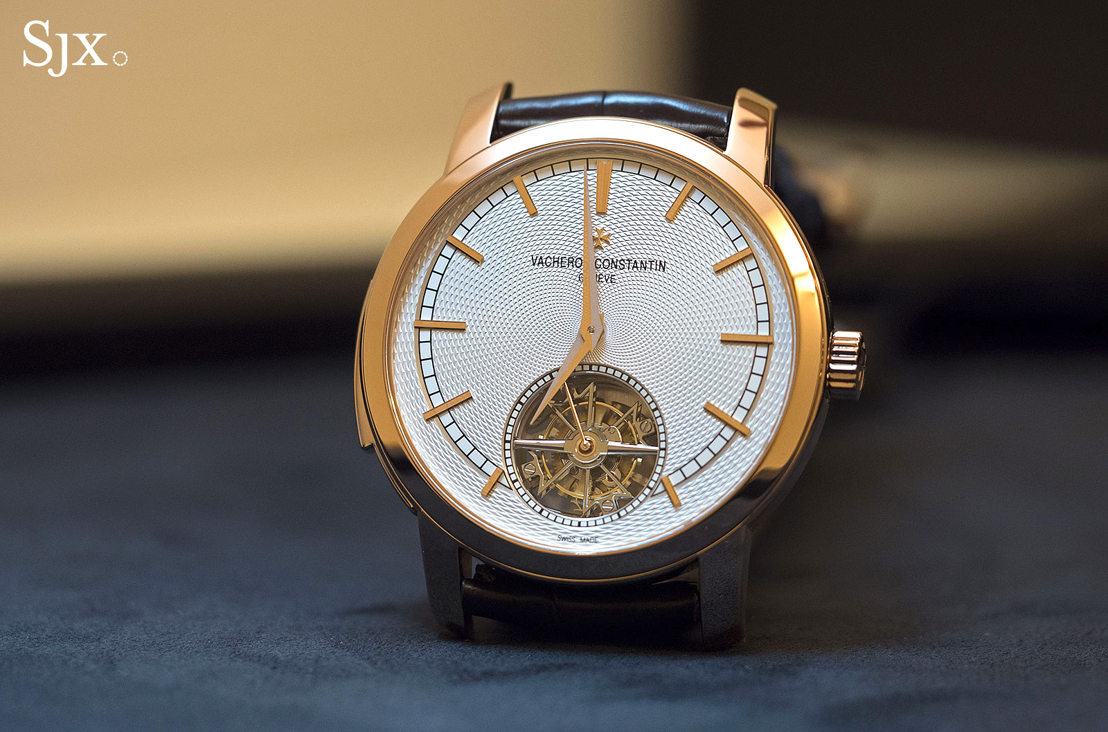 Vacheron Constantin Traditionnelle minute repeater tourbillon 1