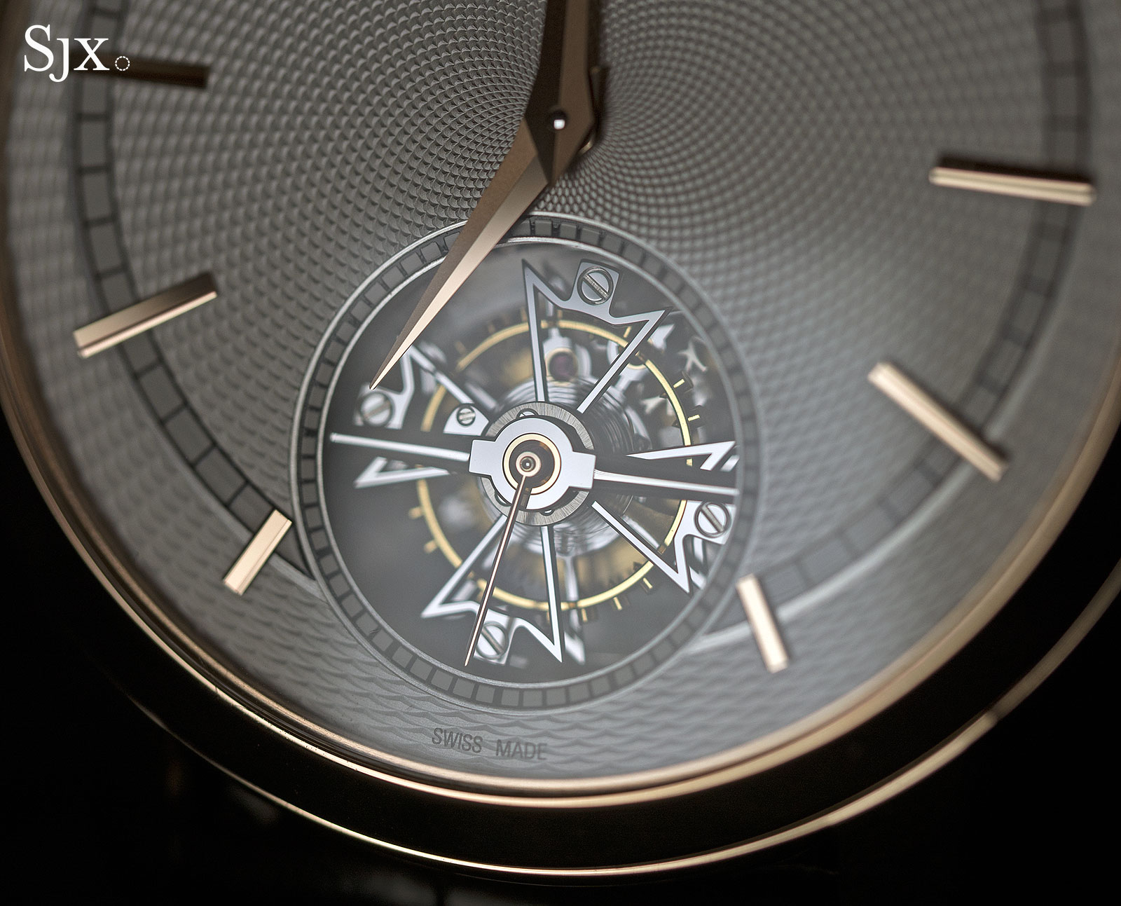 Vacheron Constantin Traditionnelle minute repeater tourbillon 2