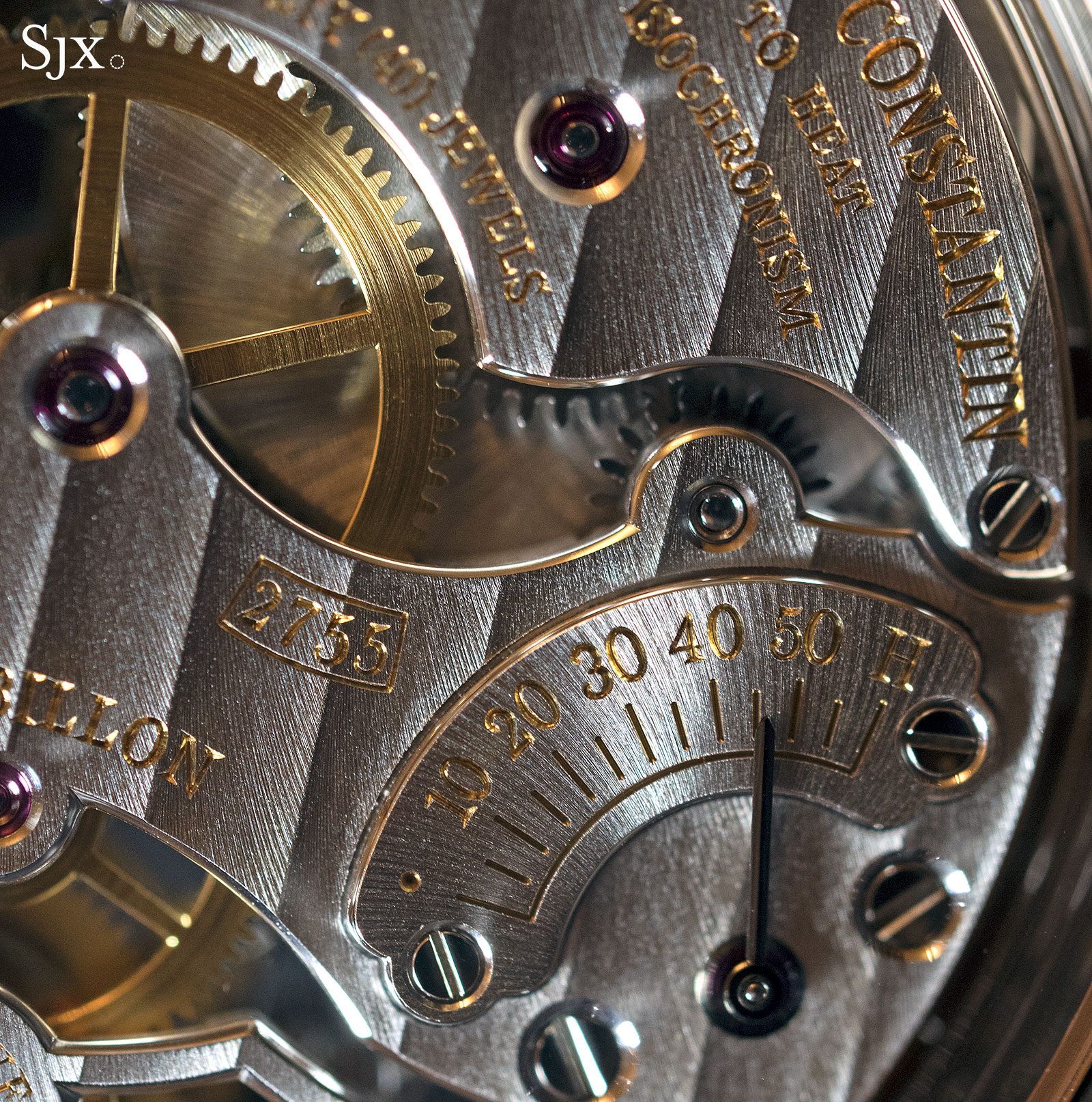 Vacheron Constantin Traditionnelle minute repeater tourbillon 6