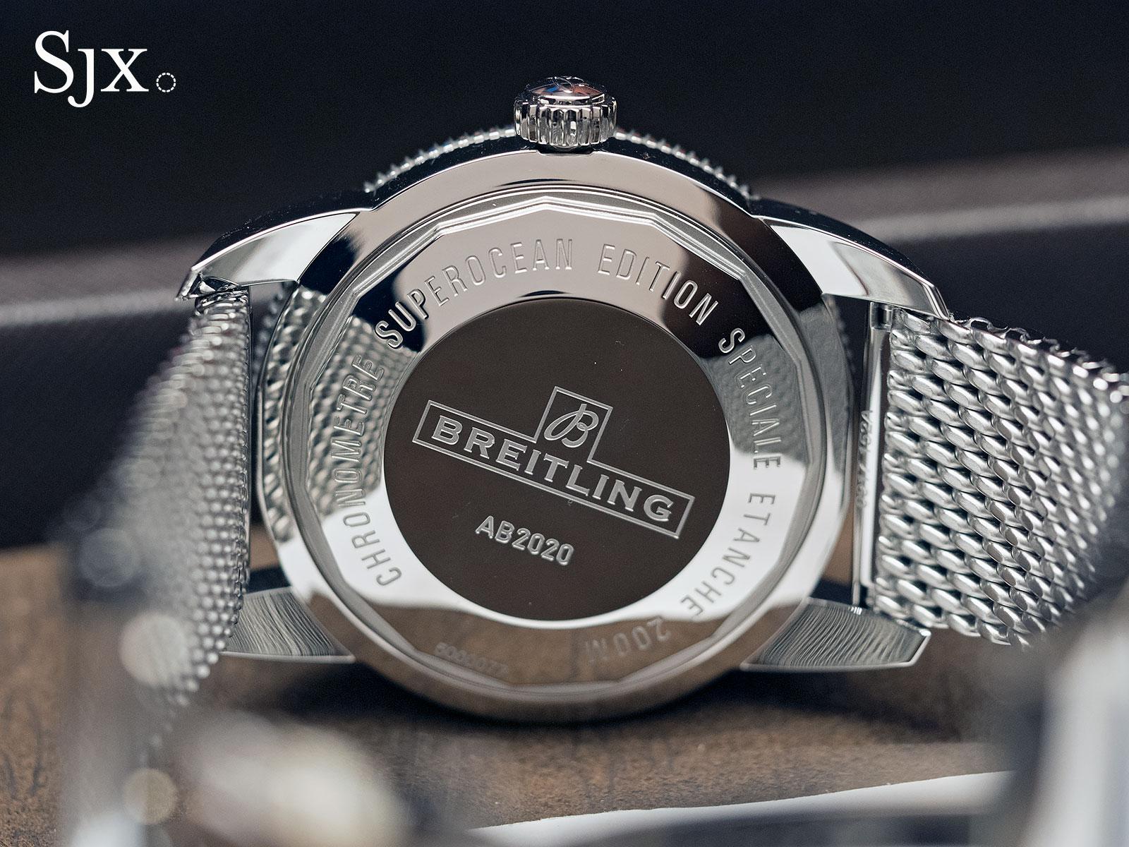Breitling Superocean Heritage II 46-11