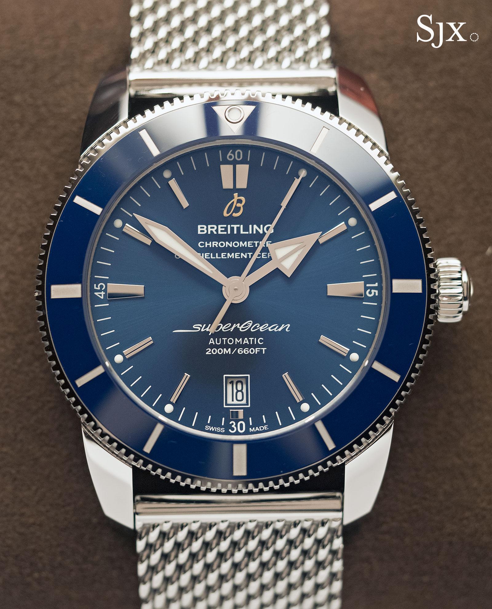 Breitling Superocean Heritage II 46-4