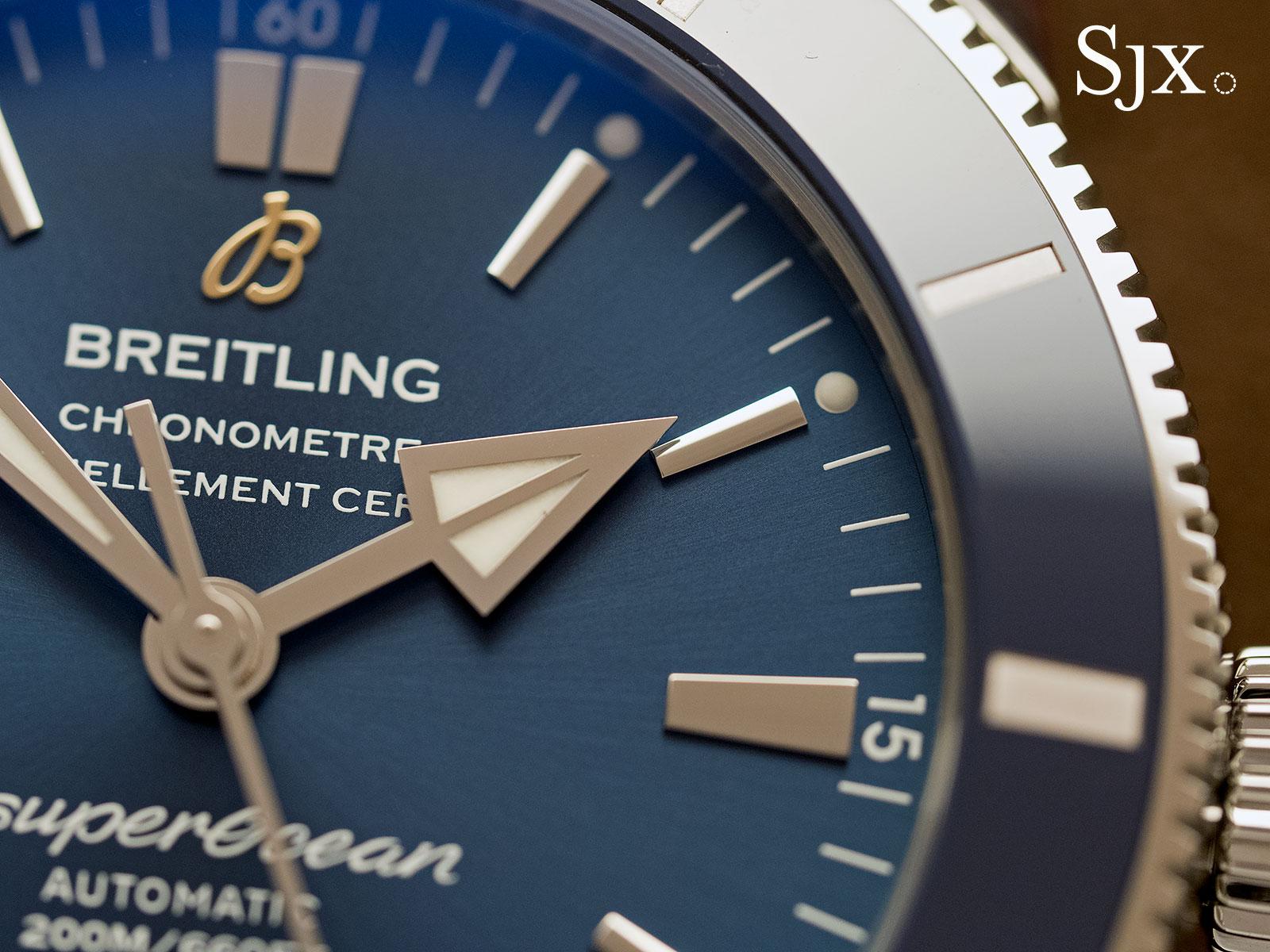 Breitling Superocean Heritage II 46-5