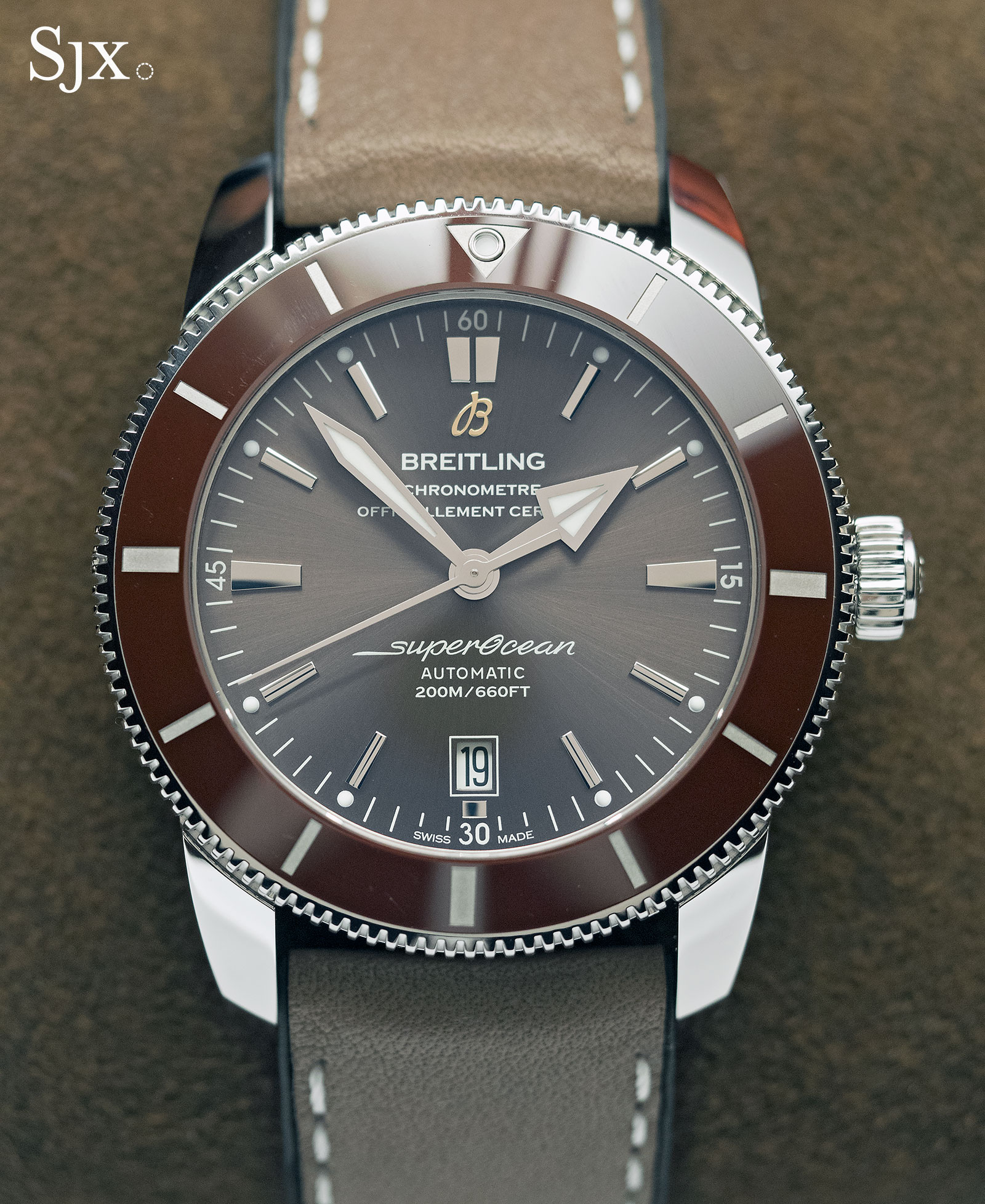 Breitling Superocean Heritage II 46-6