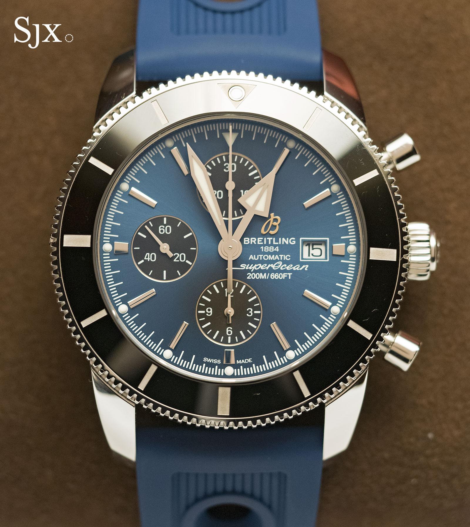 Breitling Superocean II Chronograph 46